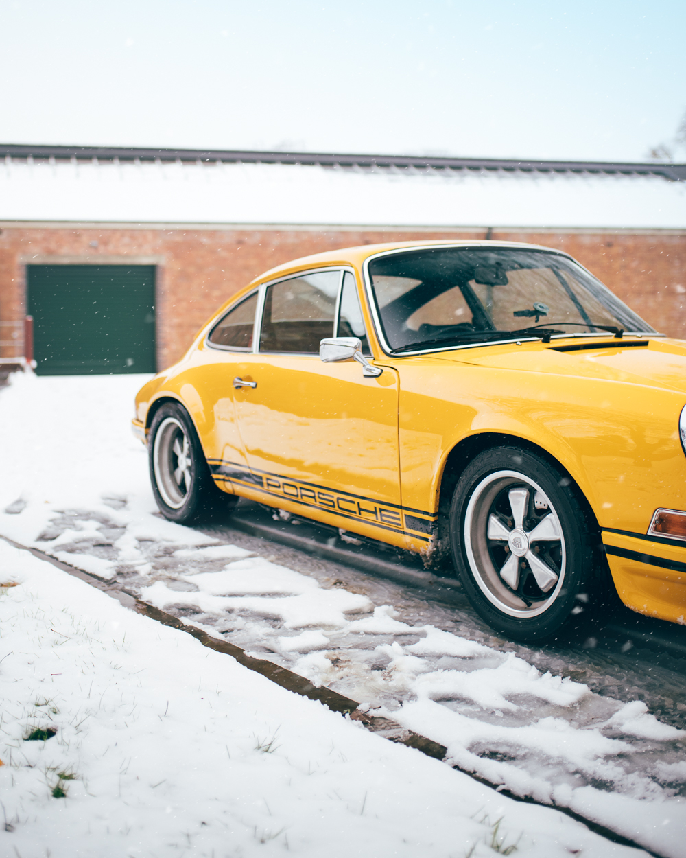 911SM Porsche