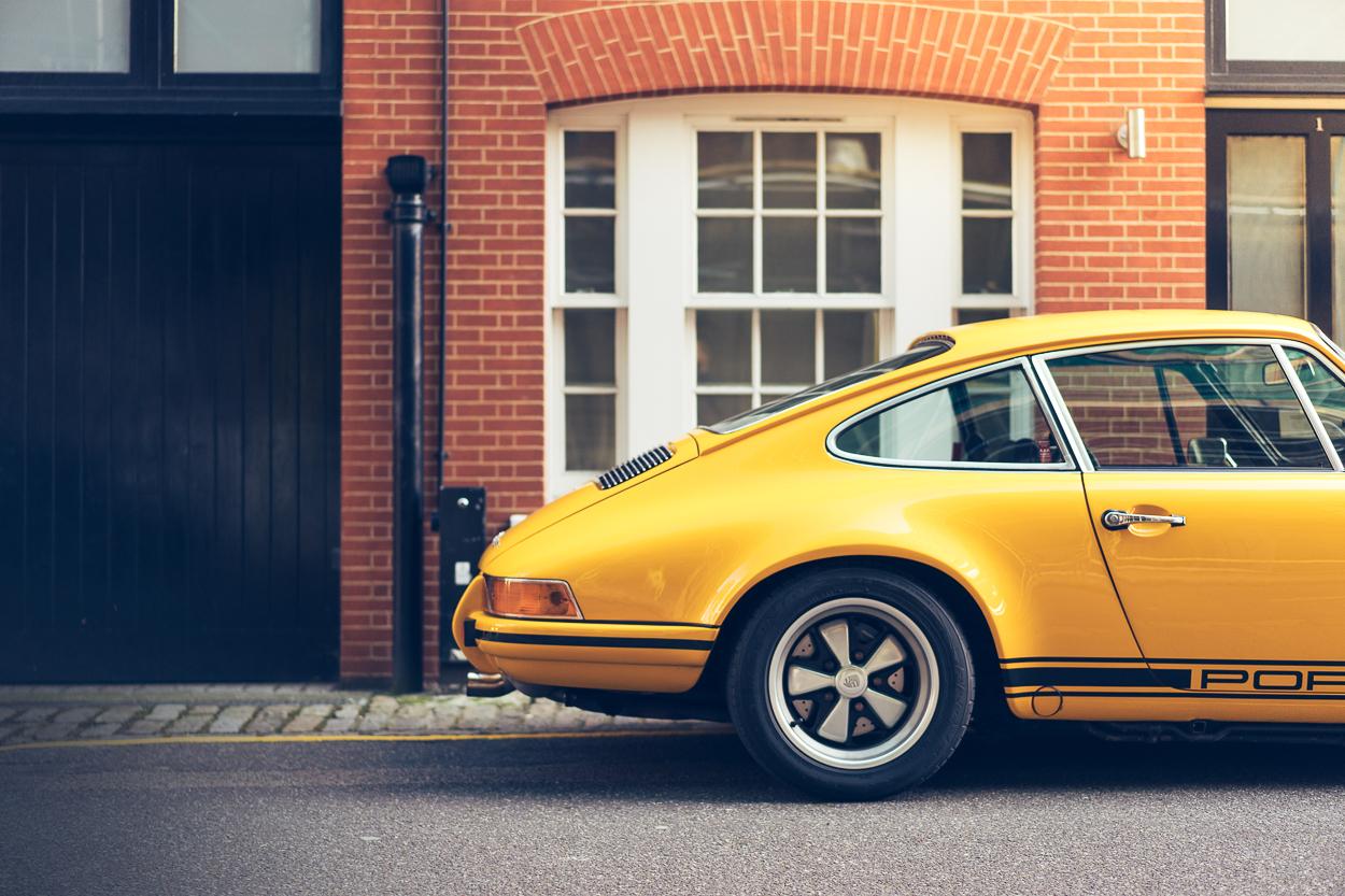 Porsche 911SC 911SM 1978