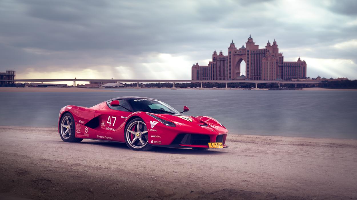 LaFerrari Dubai