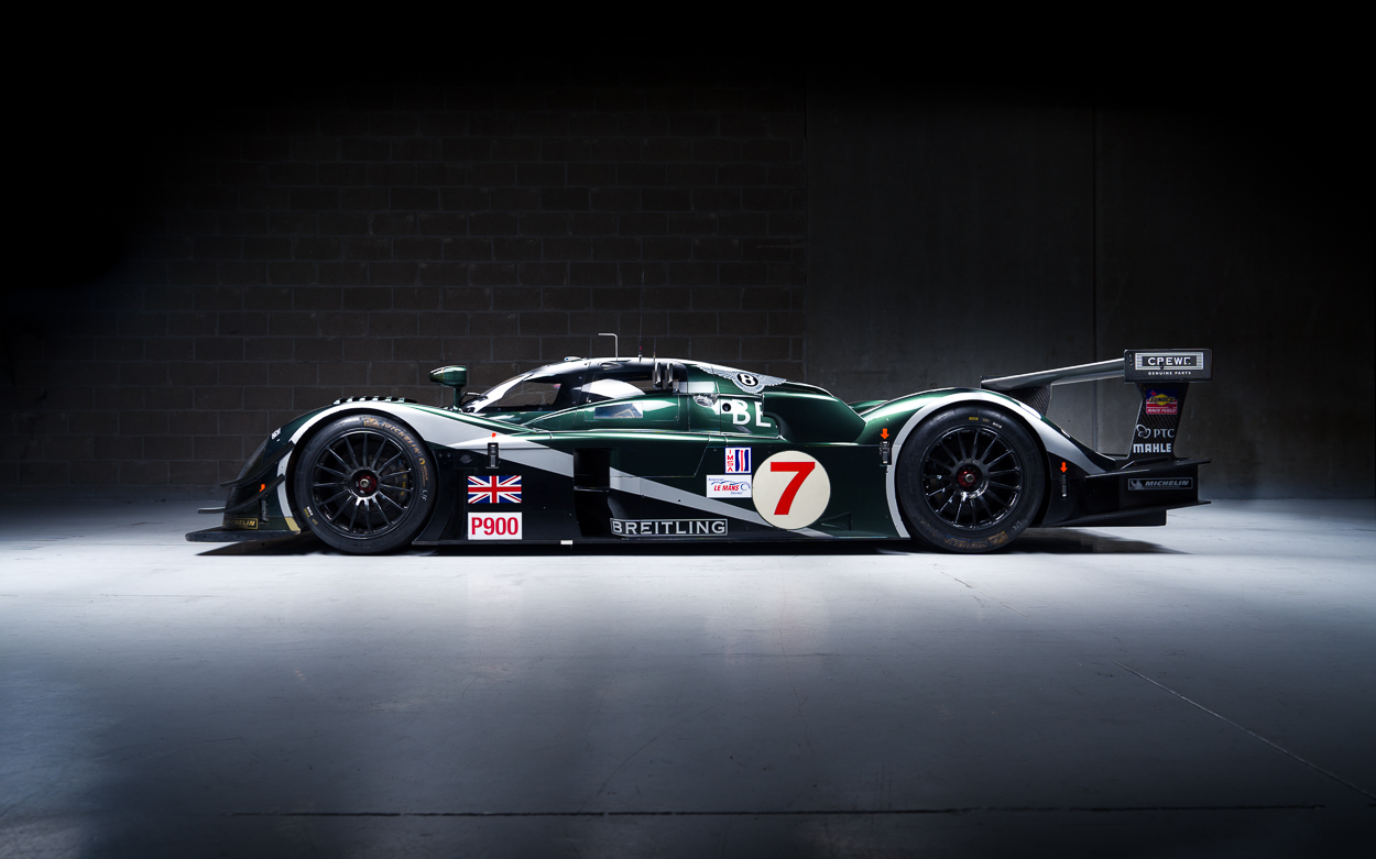 Bentley Speed 8 LMP1