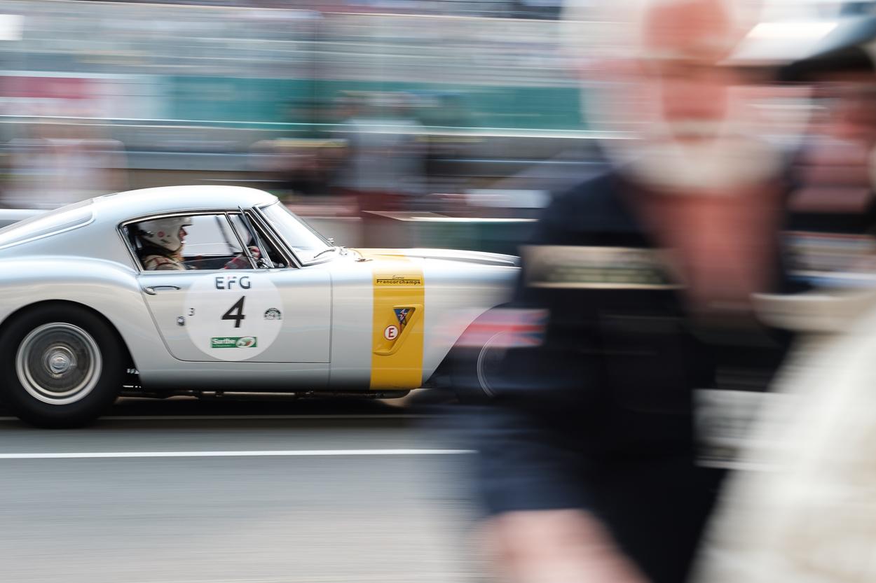 Ferrari SWB Competition