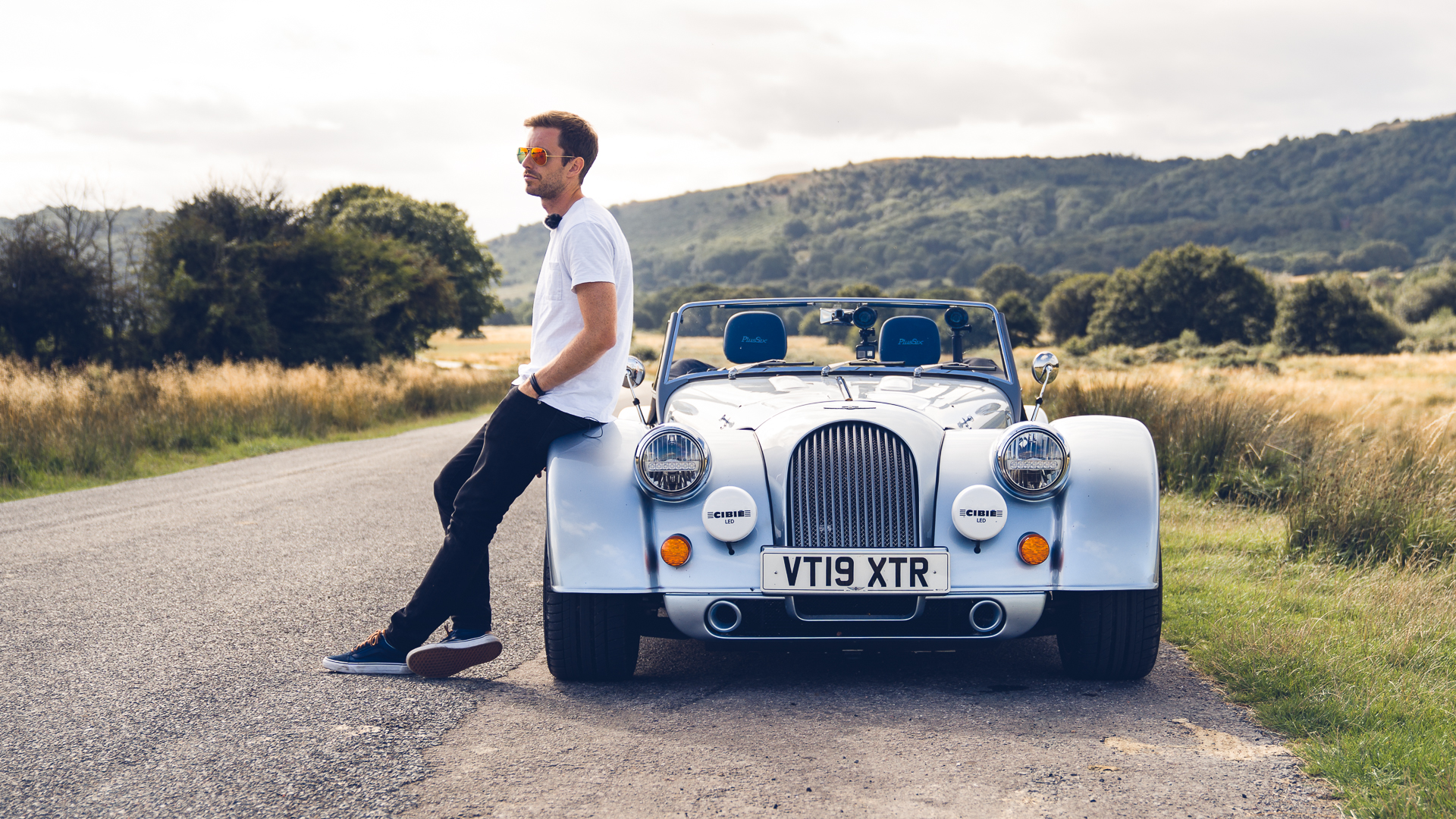 2019 Morgan Plus 6