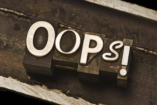 Some investing errors are based on emotion. Others are based on flawed math.  ALAN MERRIGAN/ISTOCKPHOTO