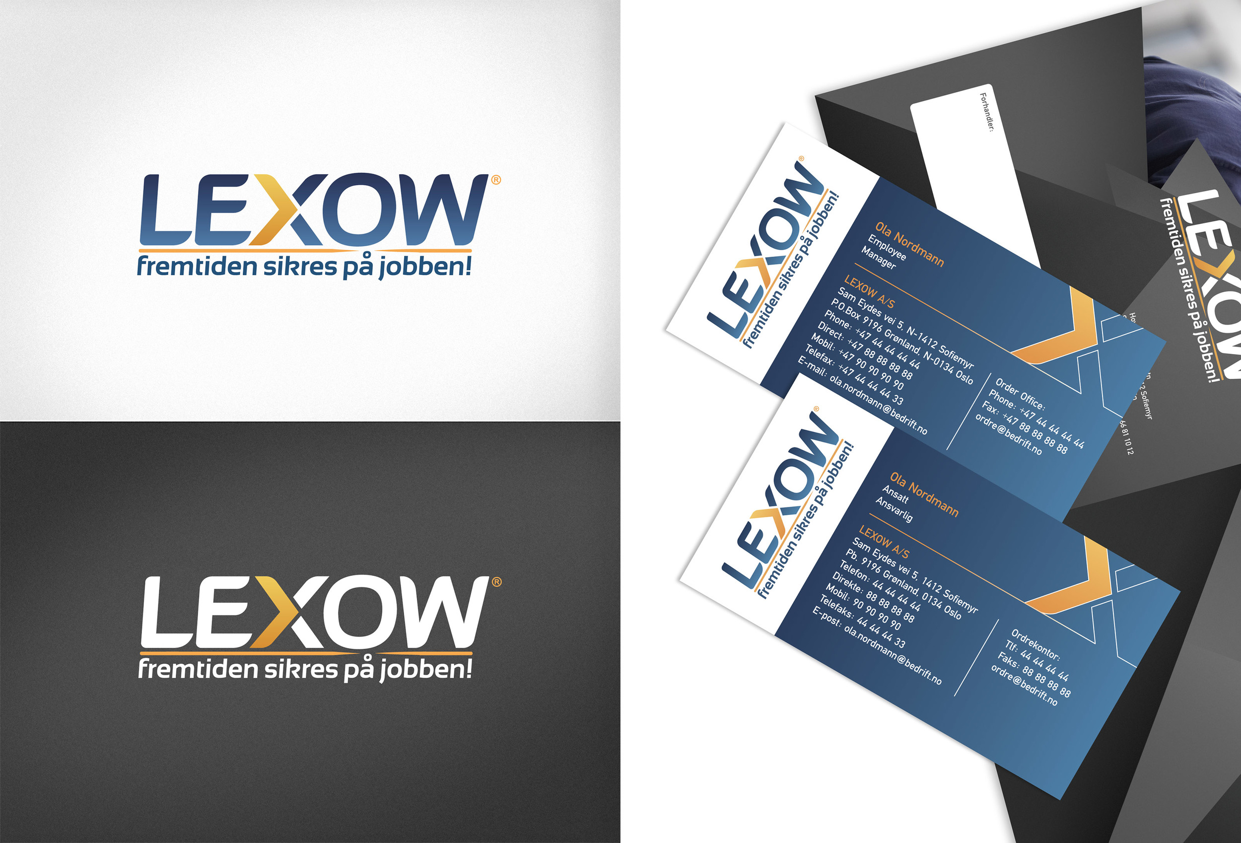 Logo Lexow AS