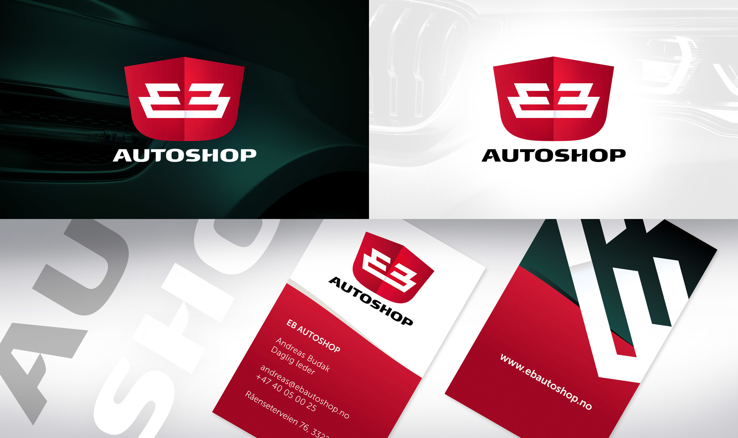 Logodesign EB Autoshop