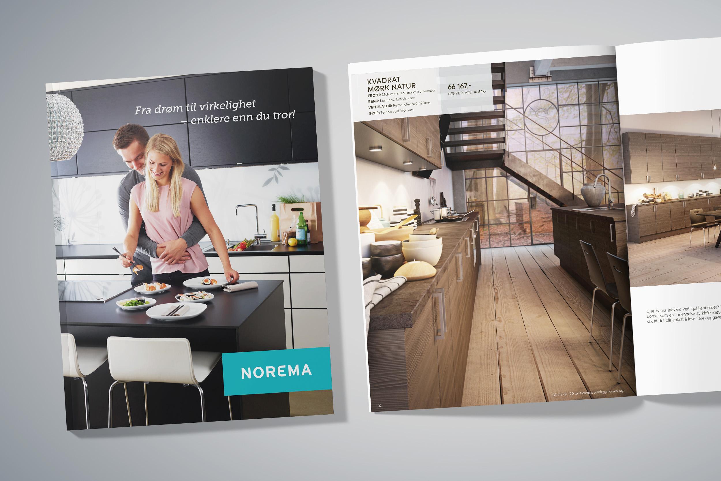 Katalog facelift Norema