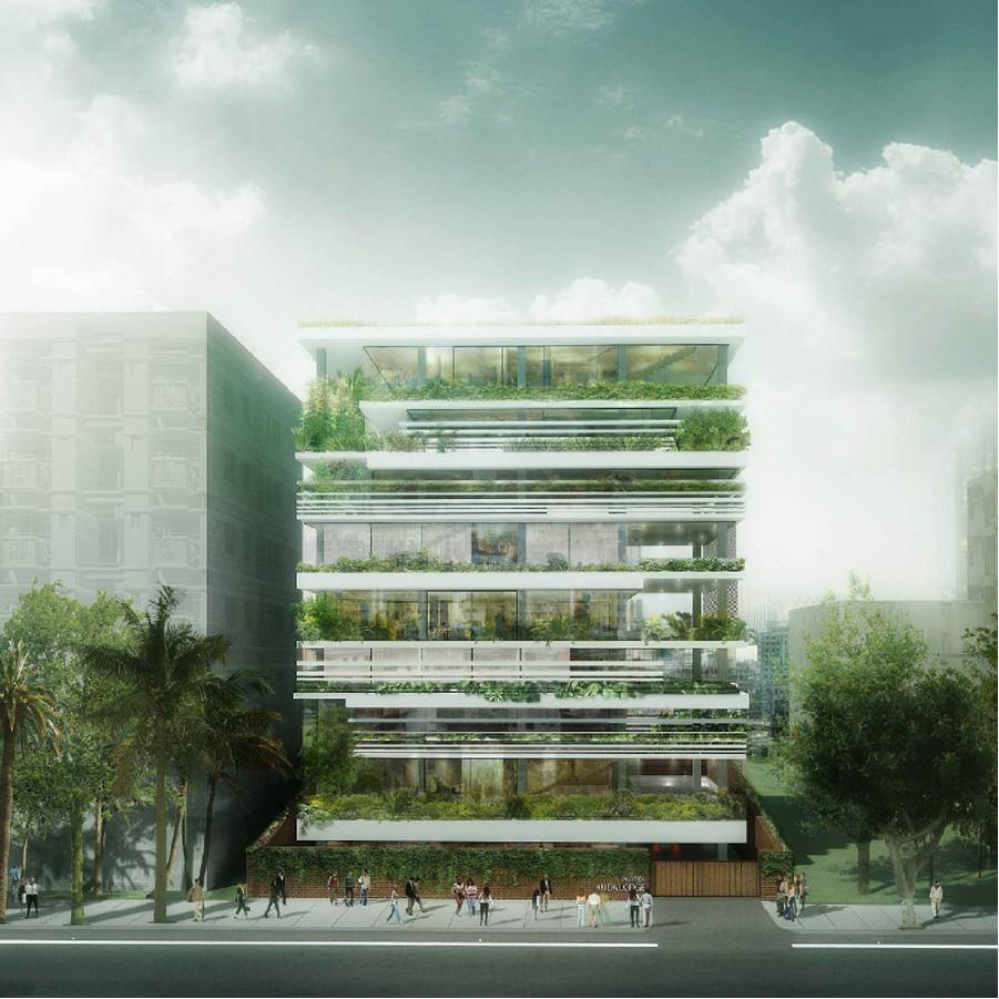 Bashundhara Penthouse