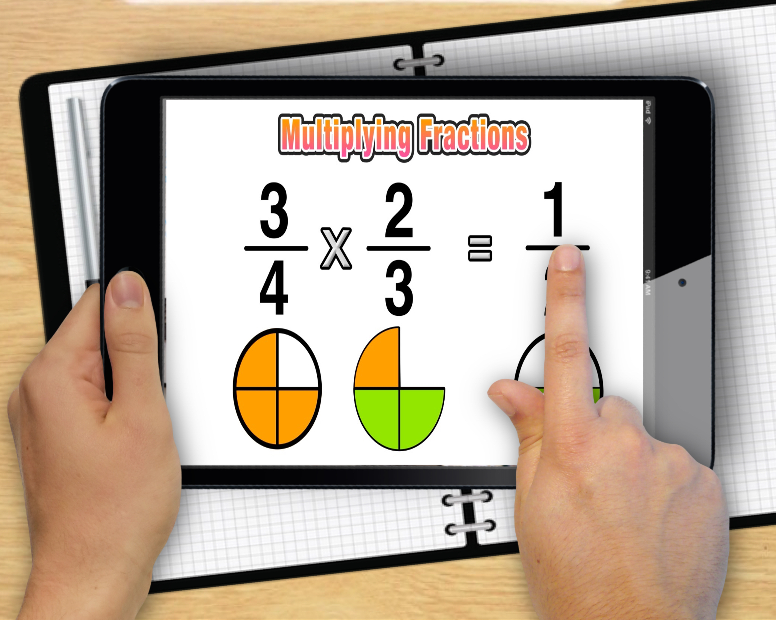 Free online resources like  MashUpMath.com  are a great way to help your child learn math in creative and visual ways.