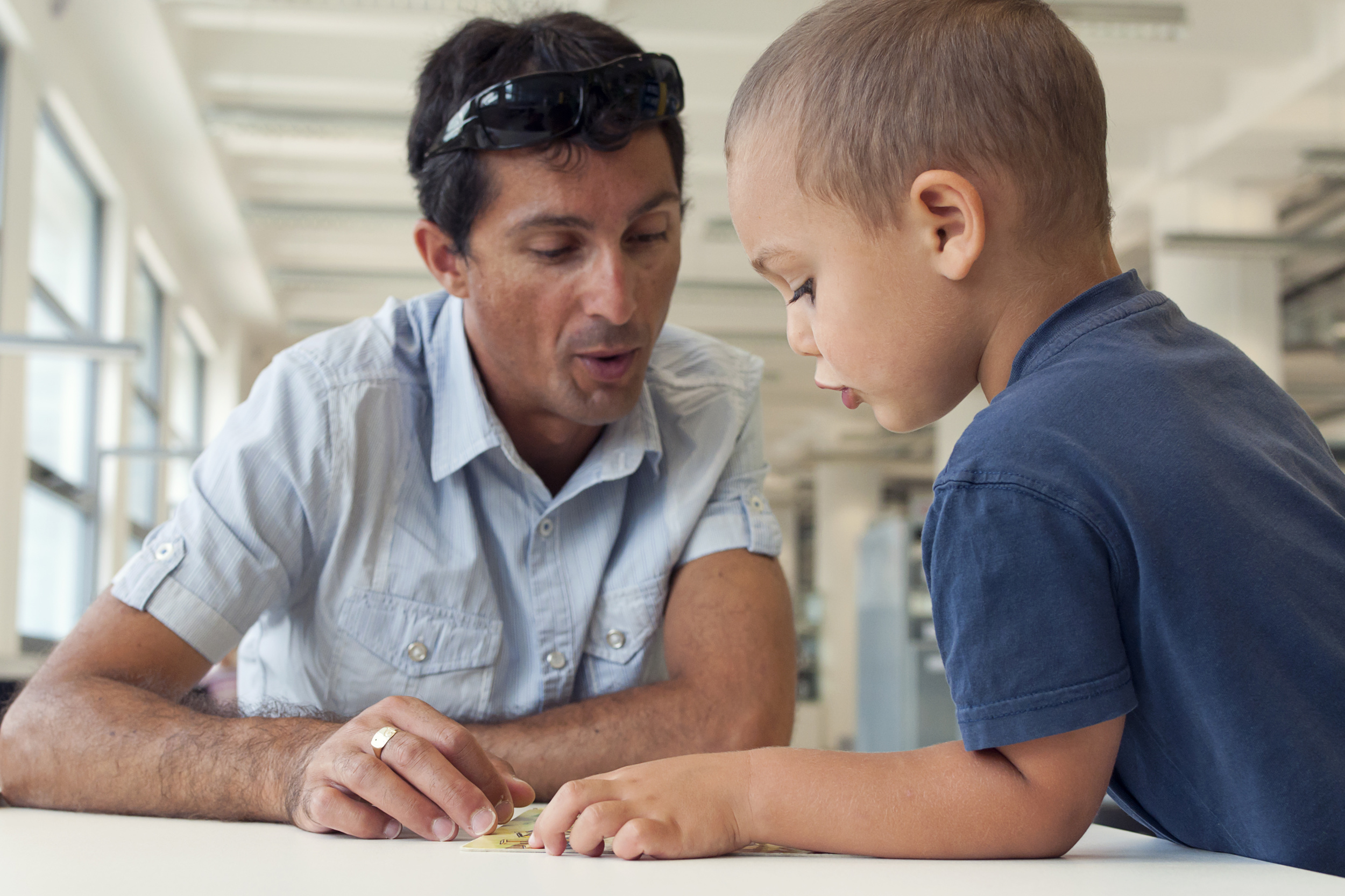 Children are learning and thinking about mathematics differently in 2015 and that is a good thing.