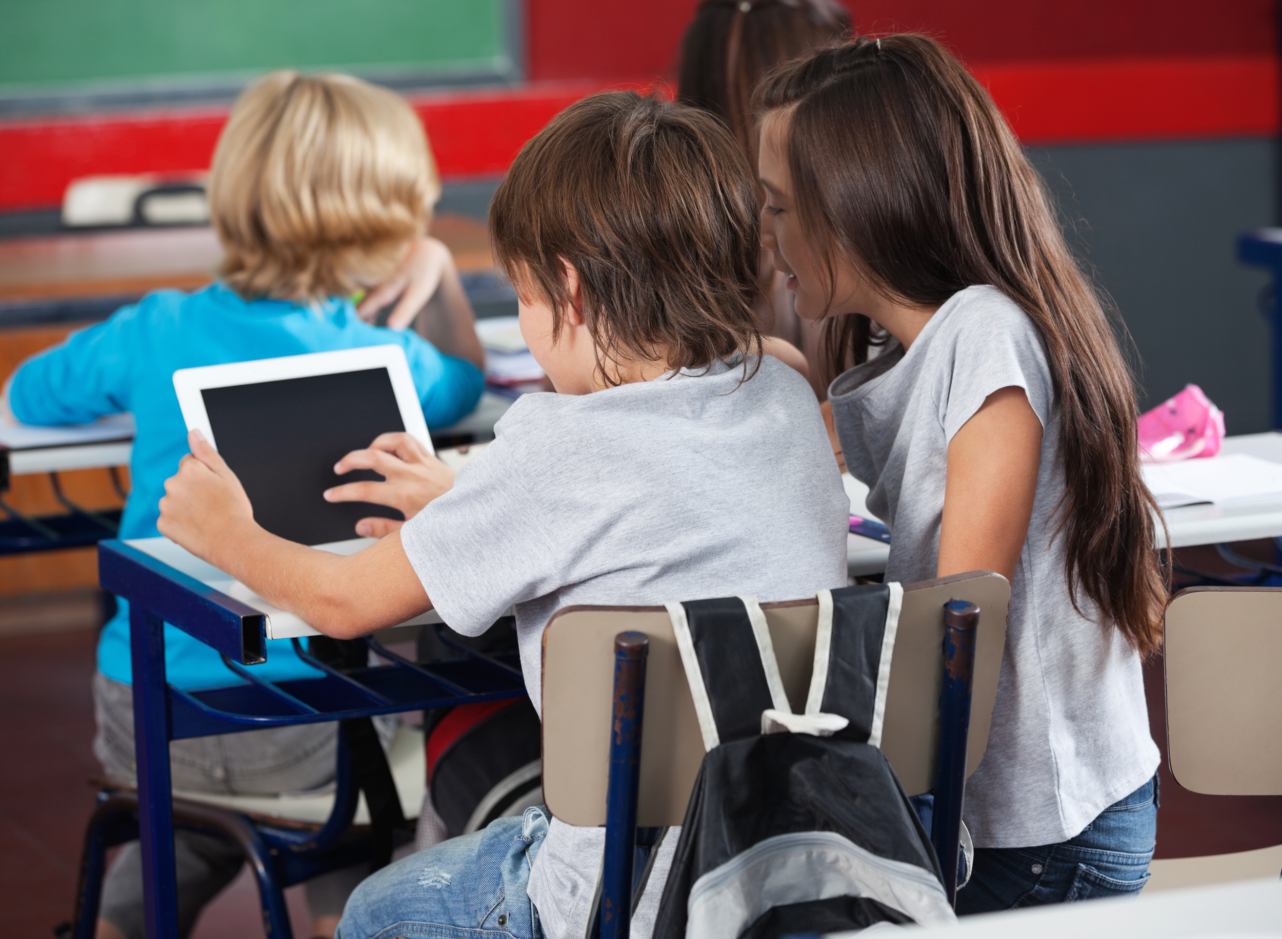 Classroom learning has become a more social and and technology integrated experience.