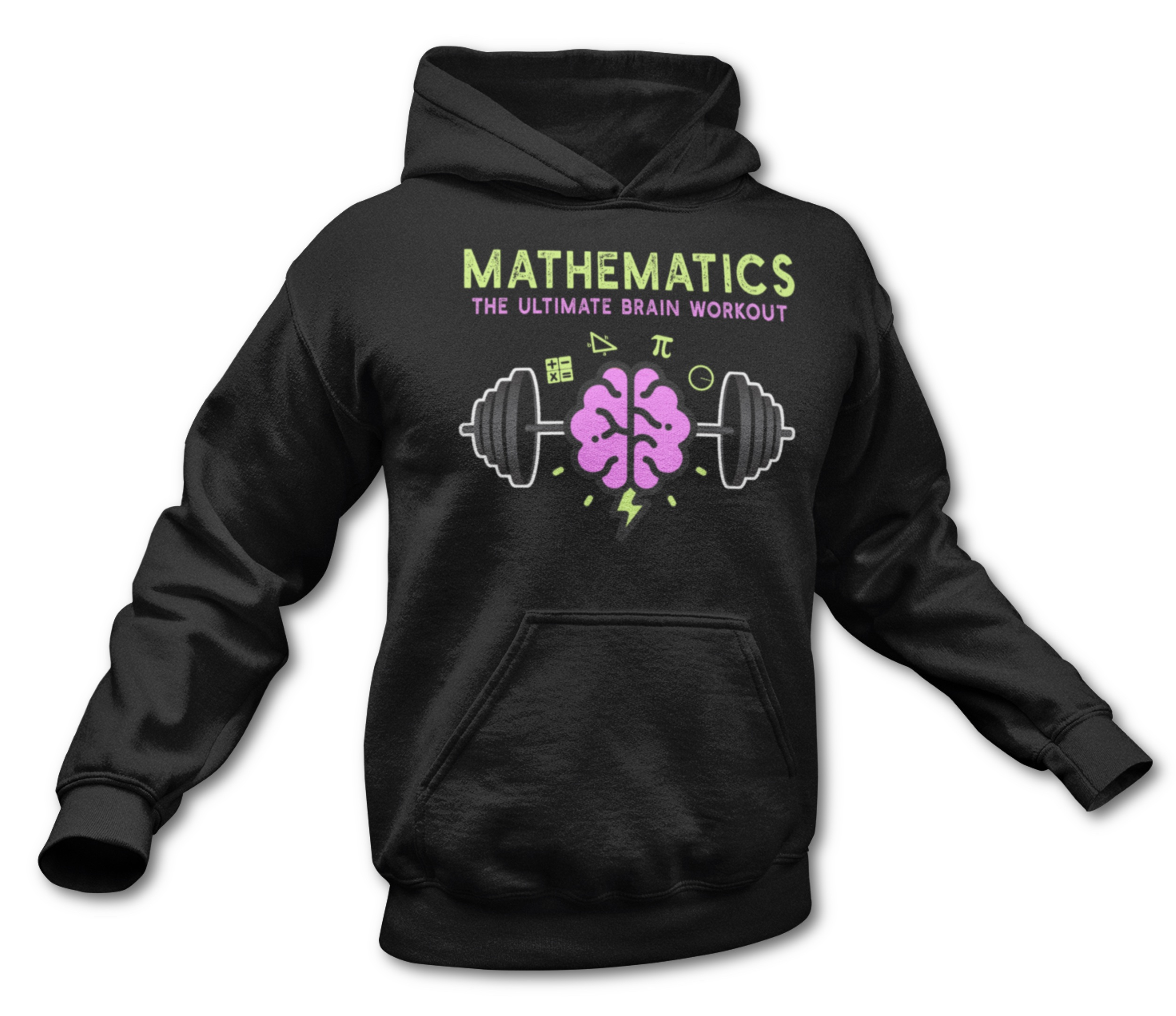 Classic Pullover Hoodie (Unisex)    Sizes: Adult S  —  5XL