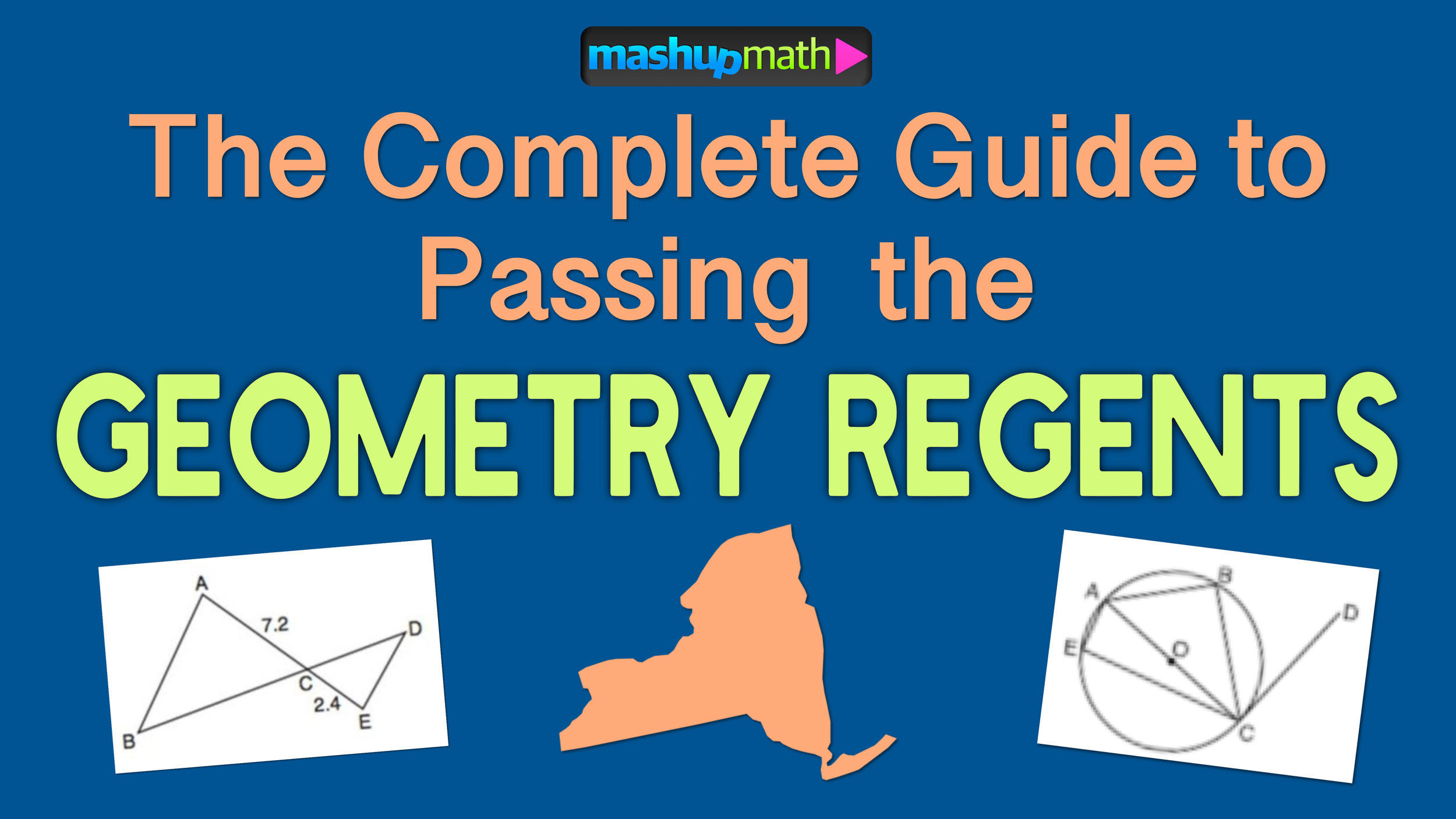 The Ultimate Guide to Passing the Geometry Regents Exam