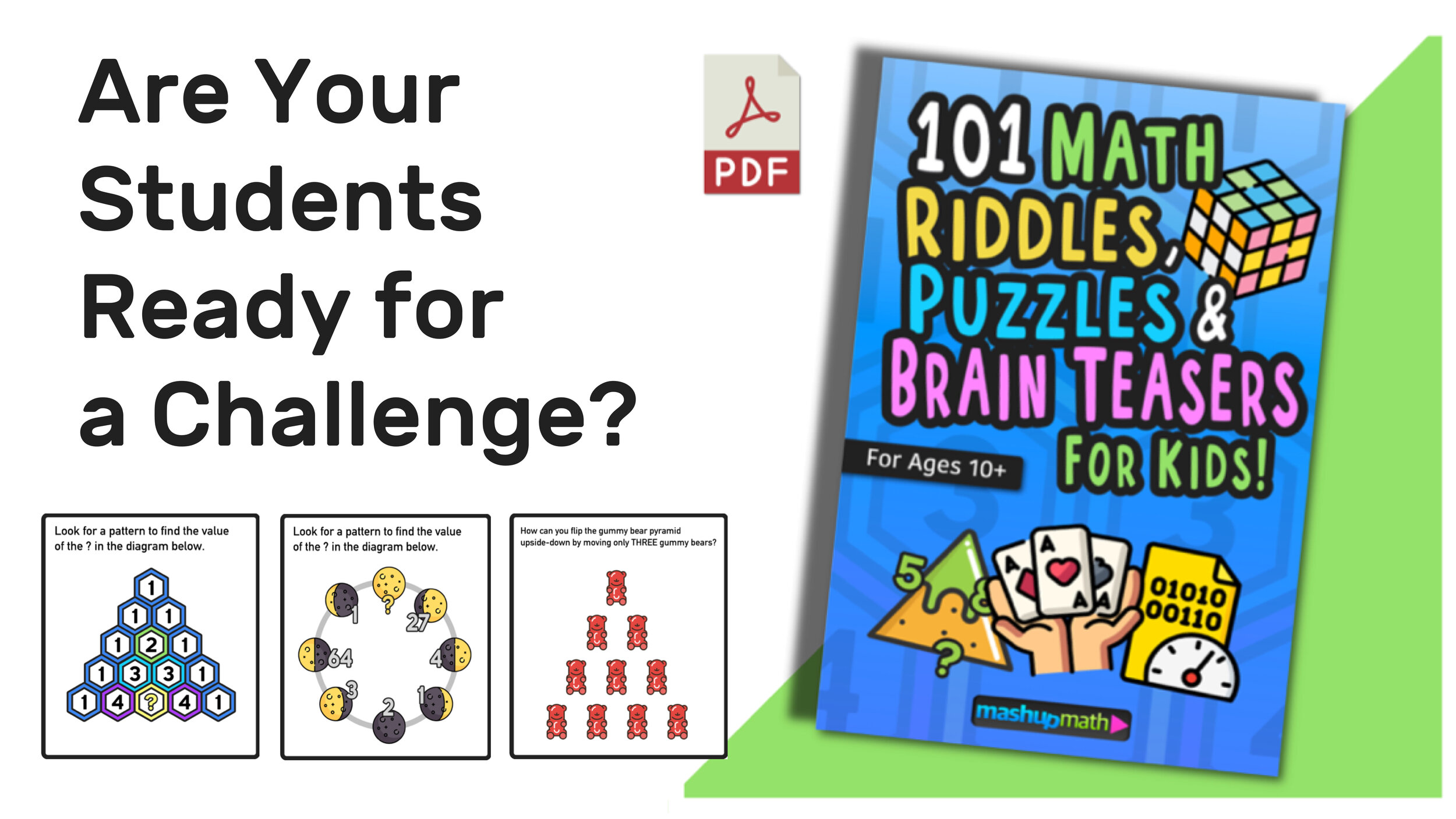 10 Super Fun Math Riddles For Kids Ages 10 With Answers Mashup Math