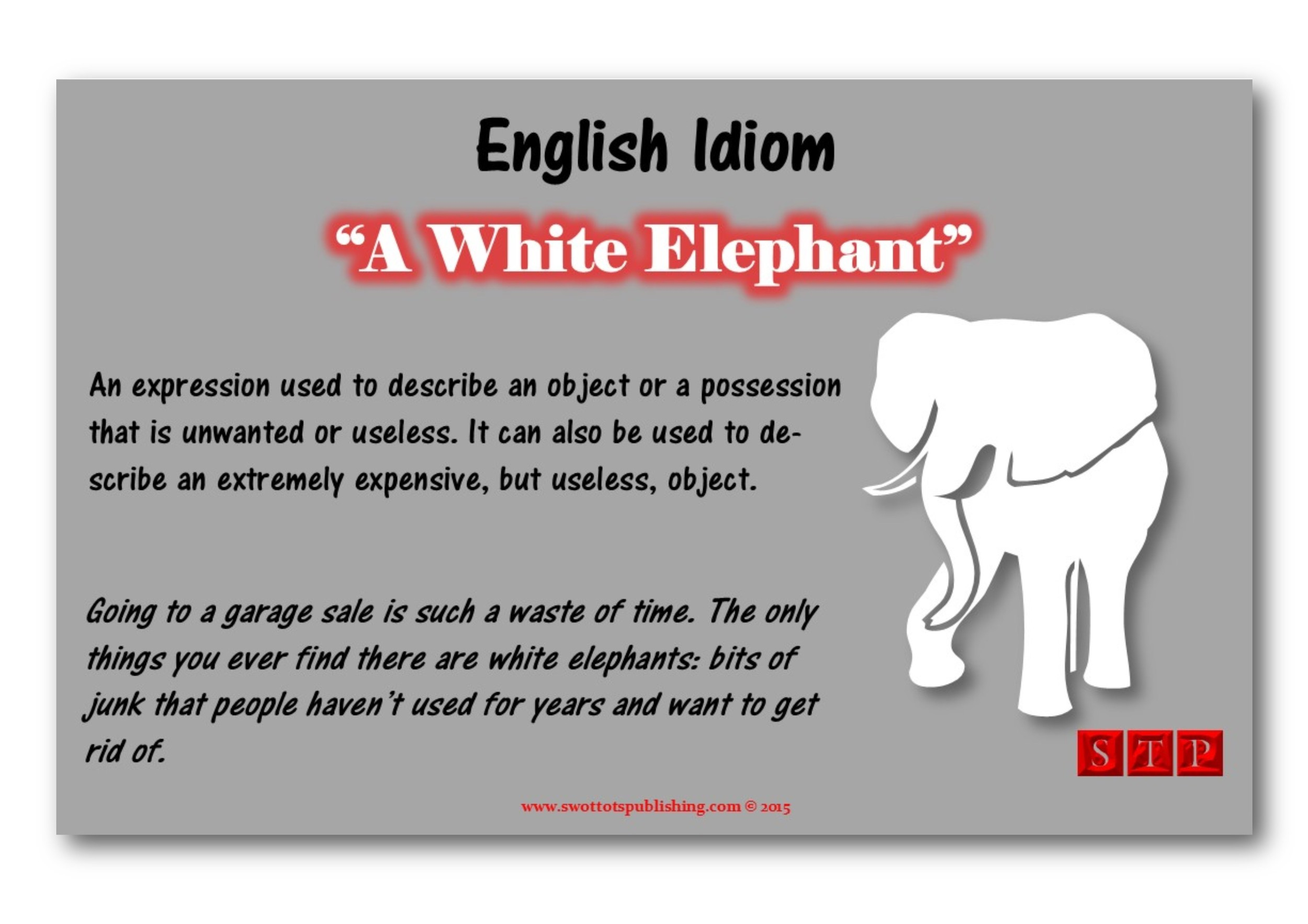 Vocabulary Infographic Gallery- Idioms-Elephant 001.jpg