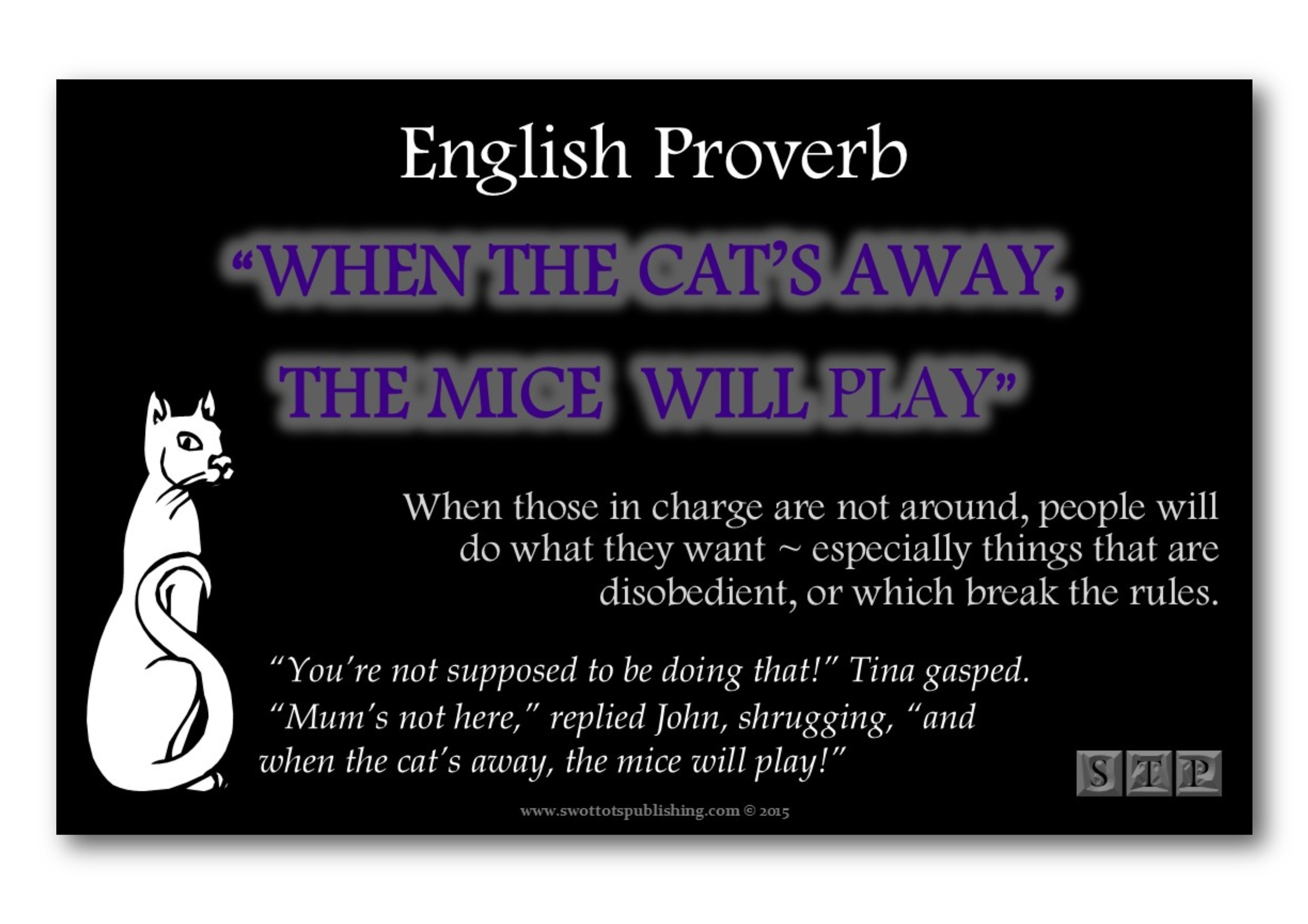Vocabulary Infographic Gallery- Proverbs-Cat 001.jpg