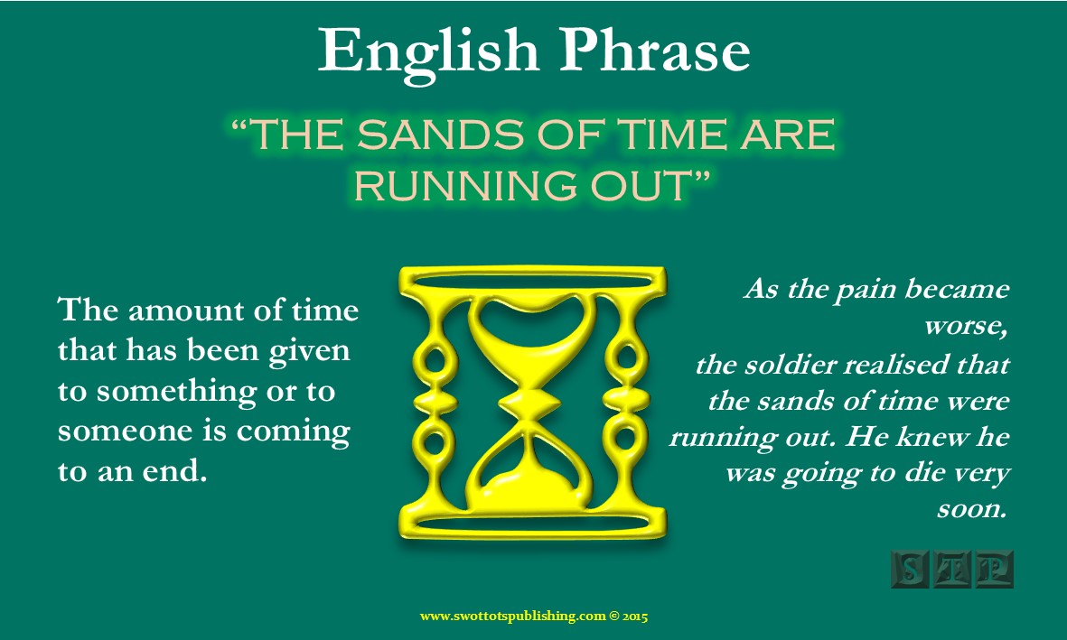 Vocabulary Infographic-Proverbs, Phrases, & Idioms-Time-001