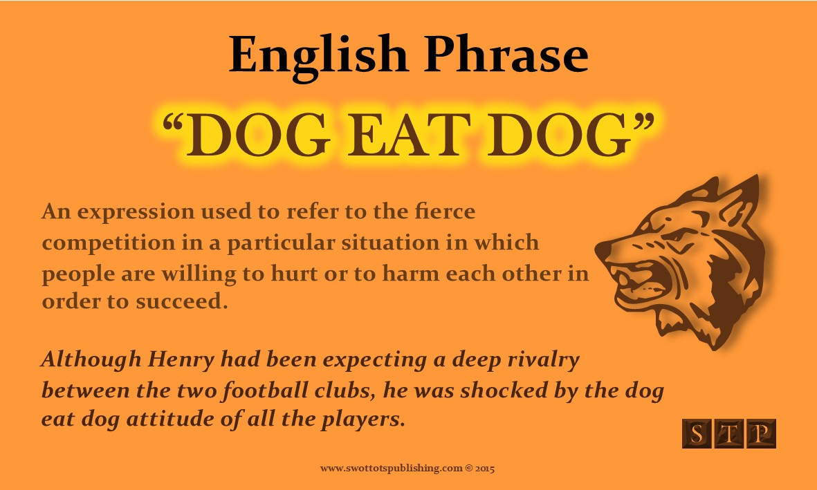 Vocabulary Infographic-Proverbs, Phrases, & Idioms-Dog-001