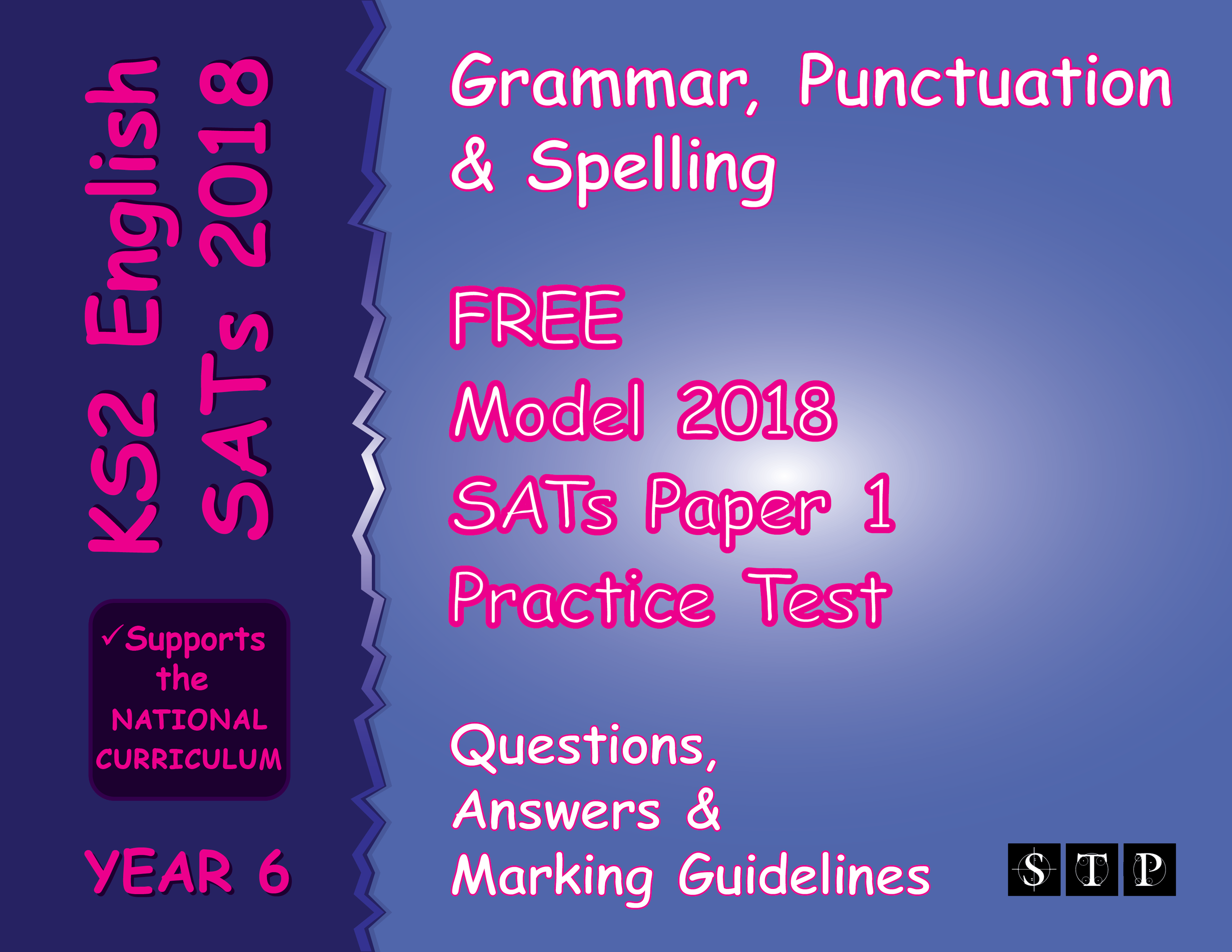 Free 2018 KS2 SATs English Paper 1 Test - VIEWABLE, DOWNLOADABLE & PRINTABLE PDFs!