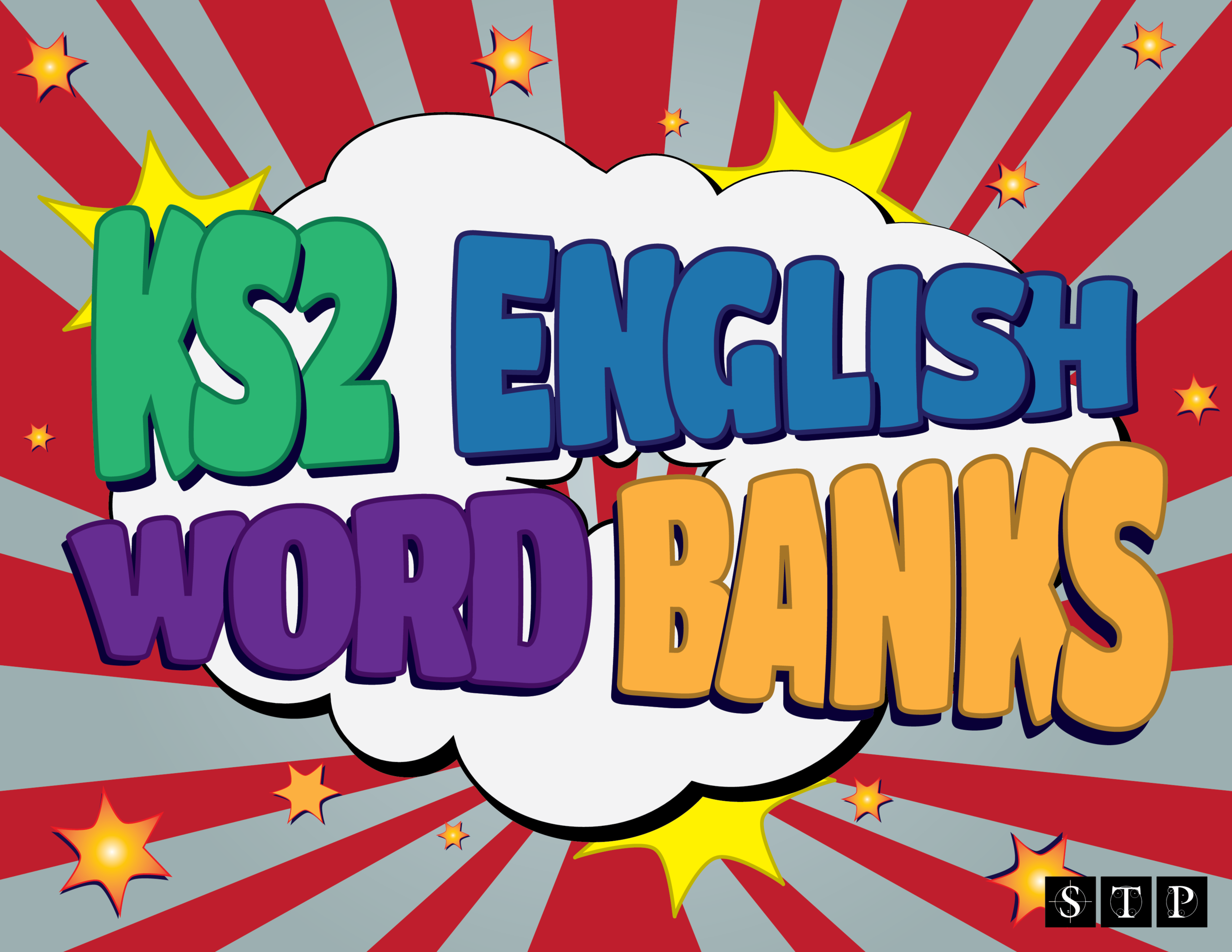 Free Key Stage 2 English Word Banks - VIEWABLE, DOWNLOADABLE & PRINTABLE PDFs!