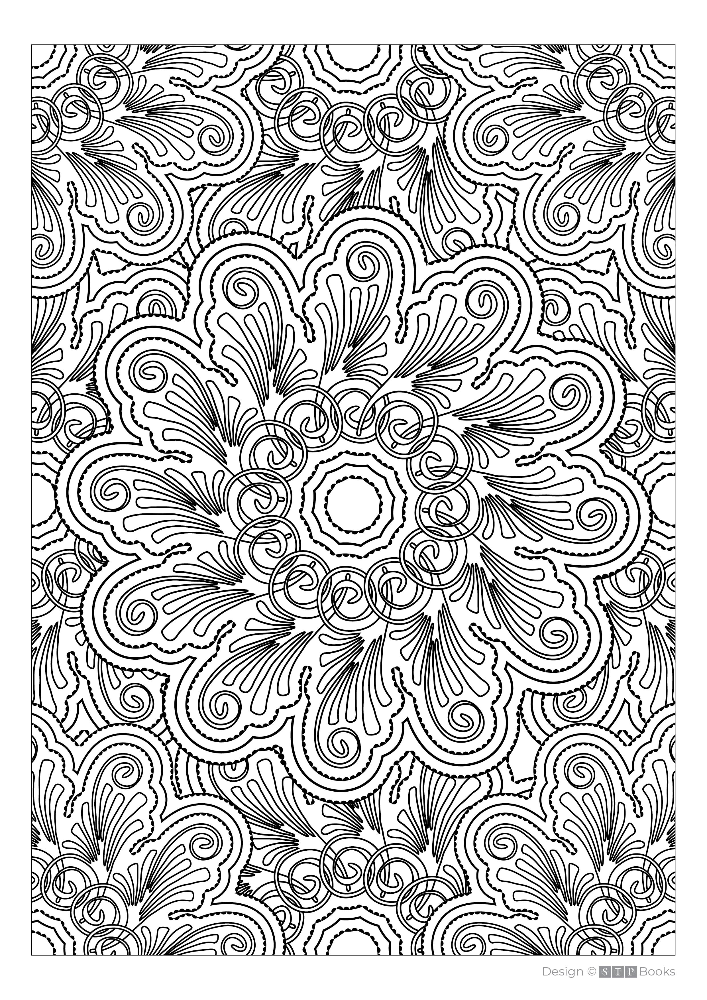 Free Adult Colouring Page Parents Teachers Decorative Design 002 STP Books.png