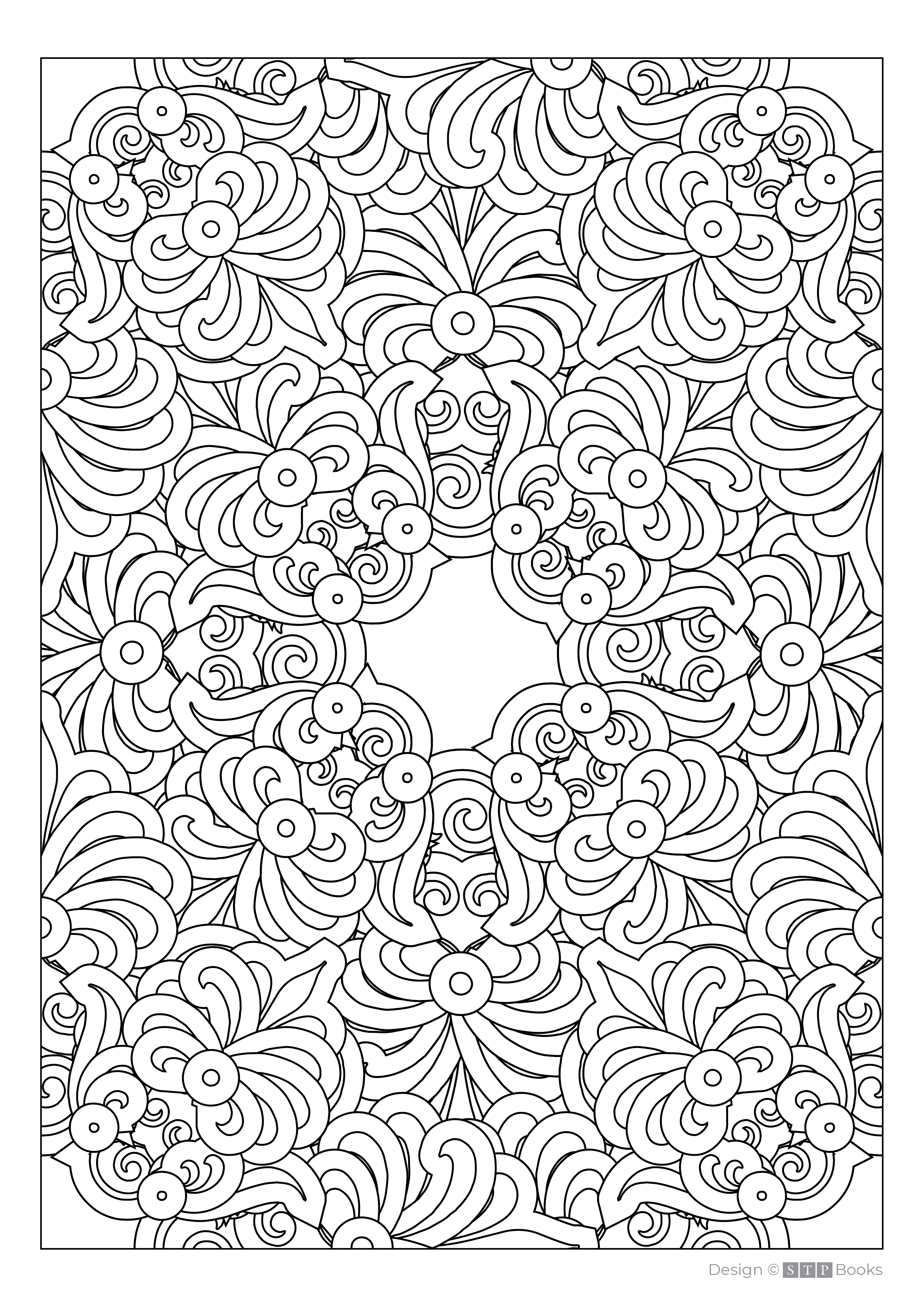 Free Adult Colouring Page Parents Teachers Decorative Design 003 STP Books.png