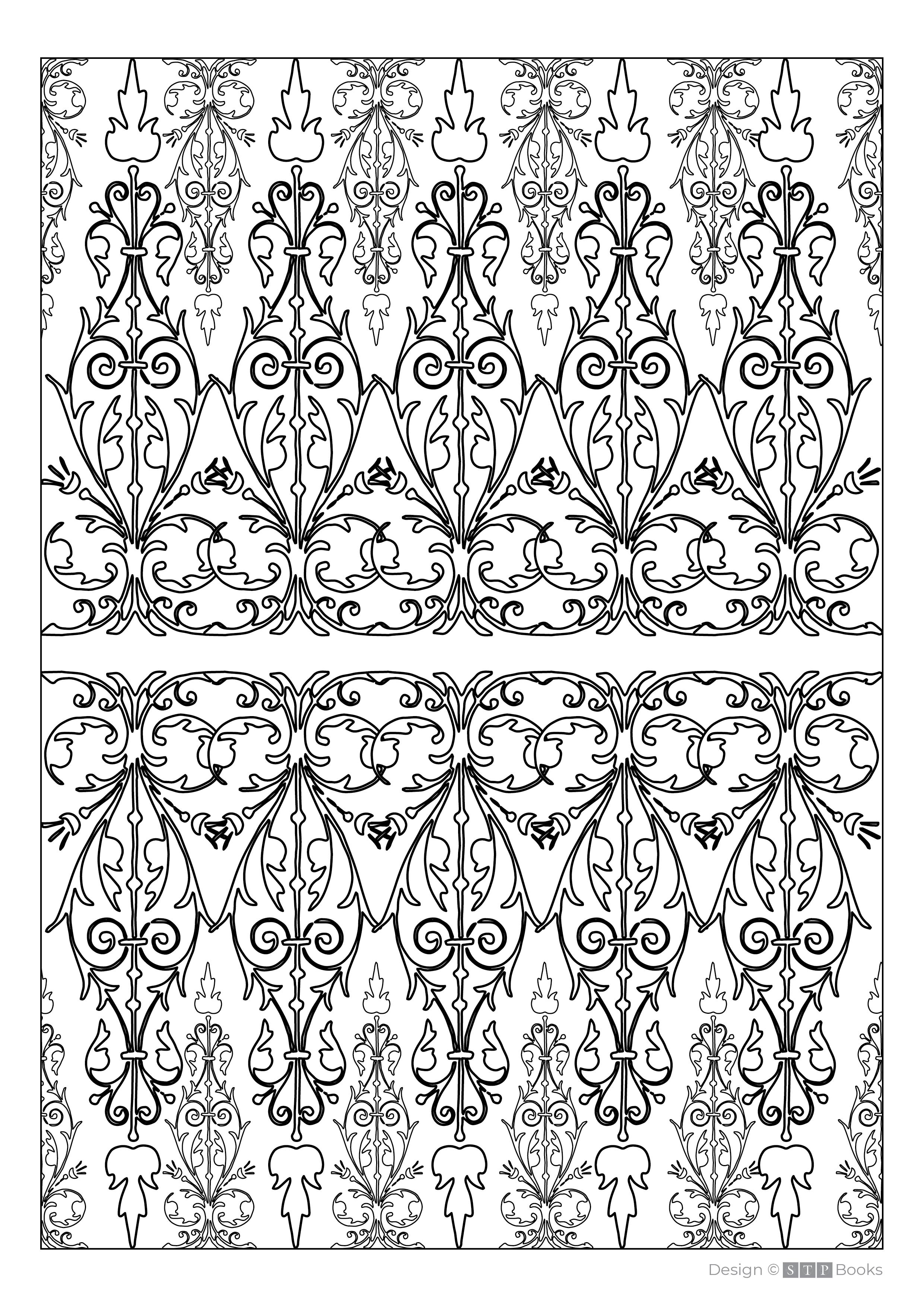 Free Adult Colouring Page Parents Teachers Decorative Design 005 STP Books.png