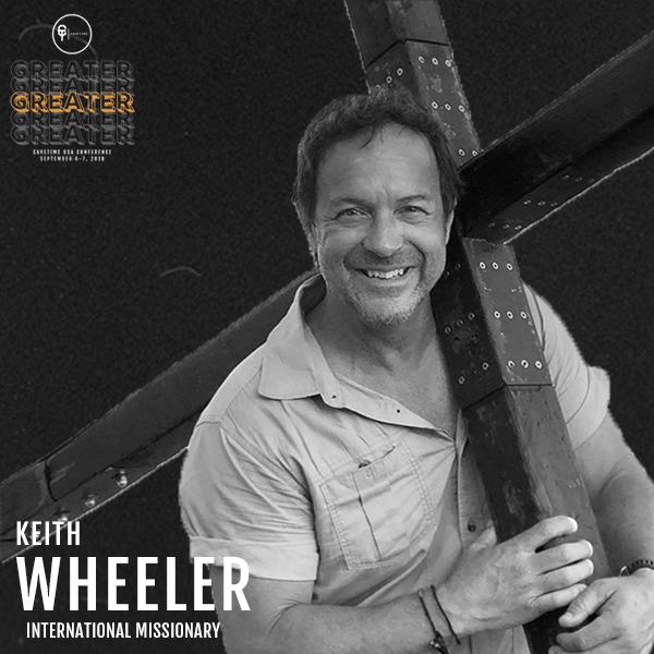 Keith Wheeler