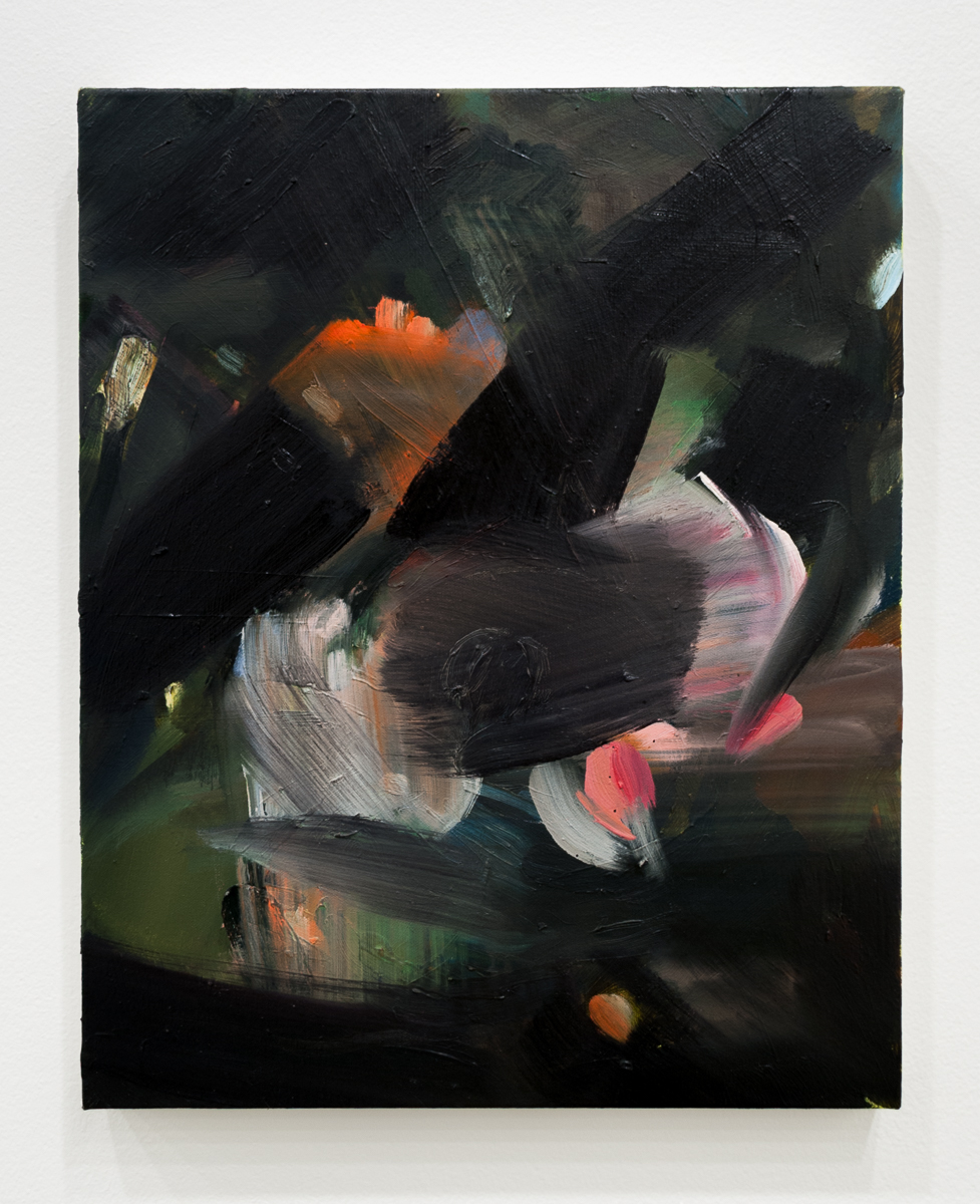 Tiffany Calvert  Untitled #267   oil on canvas 16x20 inches 2015