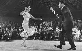 An earlier generation of salsa dancers.  Image via  pincantedance.com.au .
