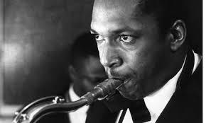 Jazz legend John Coltrane. Image via  theguardian.com .