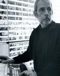Legendary film editor and film sound mixer Walter Murch. Image via qualitative-research.net .