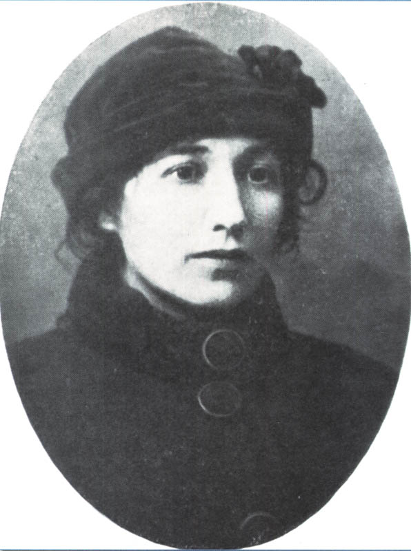 Painter  Zinaida Serebriakova . Image via  art-portrait.livejournal .com.