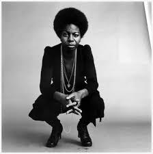 Nina Simone. Image via  jazzinphoto.wordpress.com .