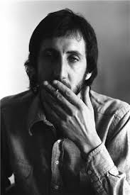Pete Townshend. Image via  www.morrisonhotelgallery.com .