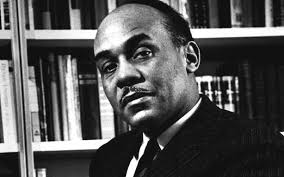 Ralph Ellison.  Image via   www.brainpickings.org .