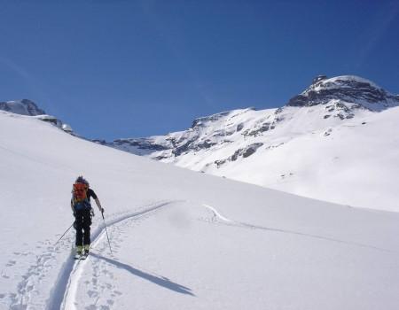 Chamonix - Zermatt. Foto de David. Todos os direitos reservados.