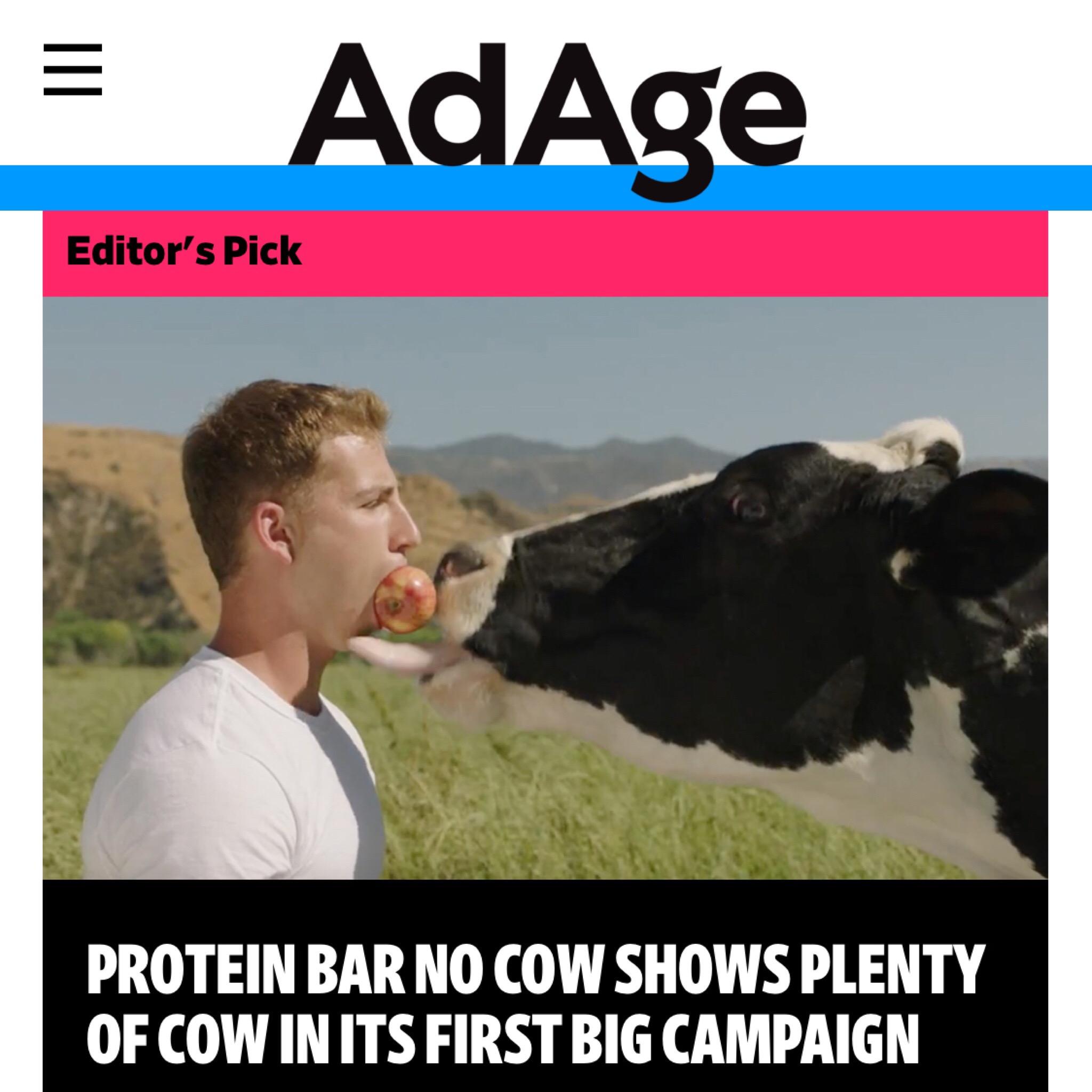 No Cow Editor's Pick