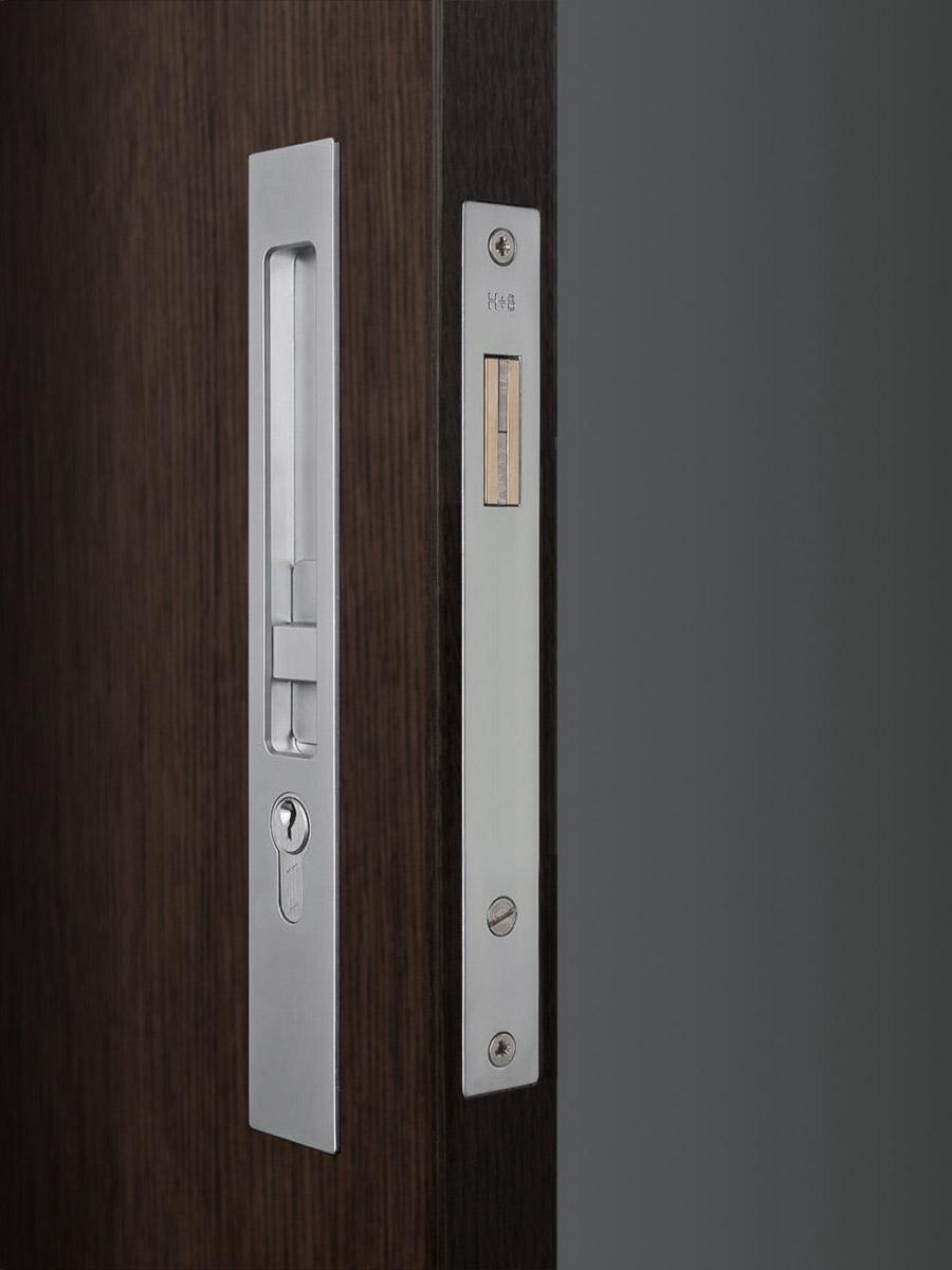 HB 630 : Sliding Door Entry Lock