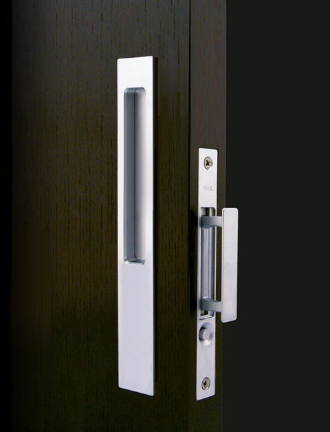 HB 668 Flush Pull </br> with HB 680 Edge Pull </br> </br>