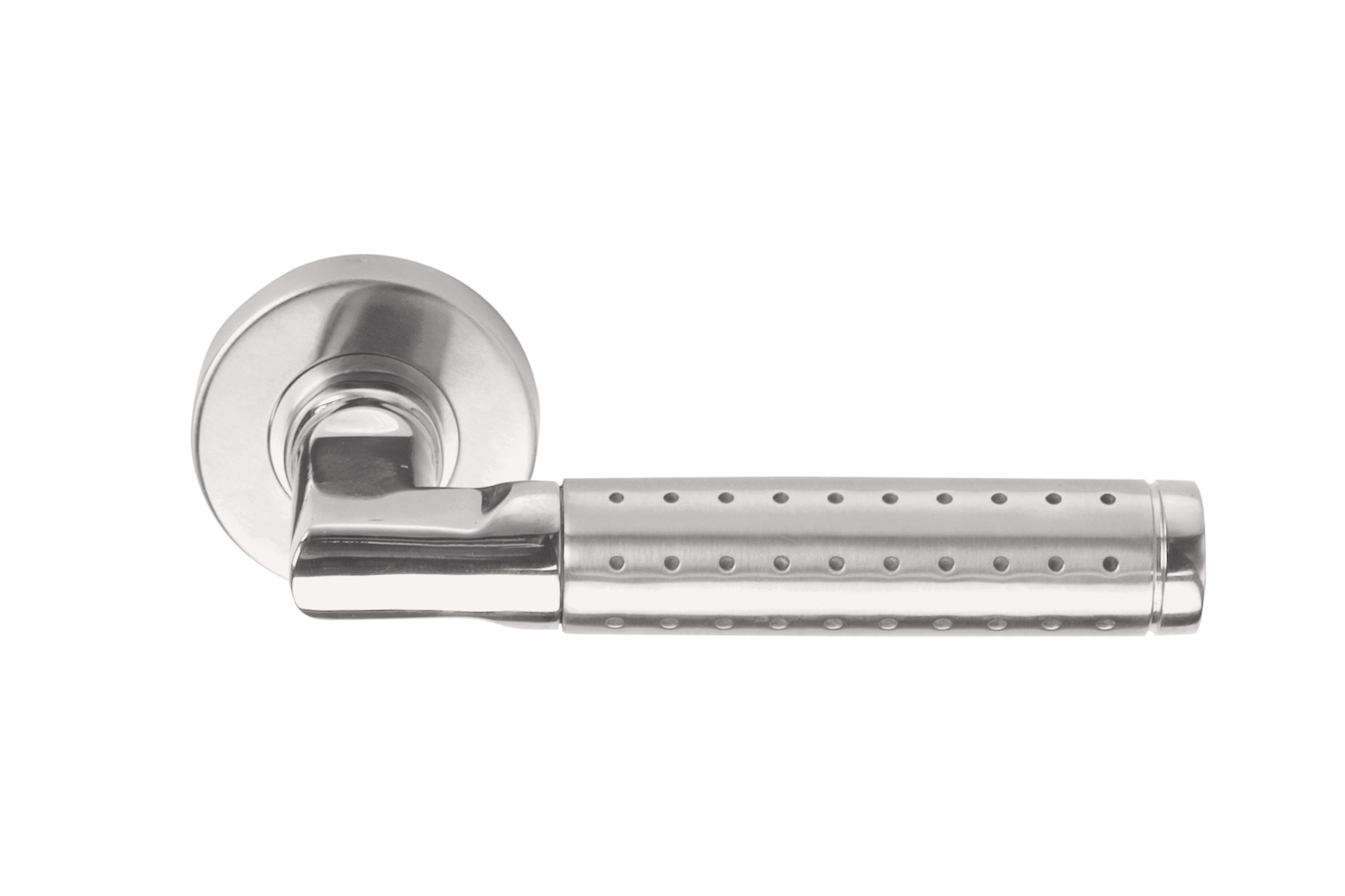 LBXI-lever-handle-on-rose-satin-and-polished-stainless-steel.jpg