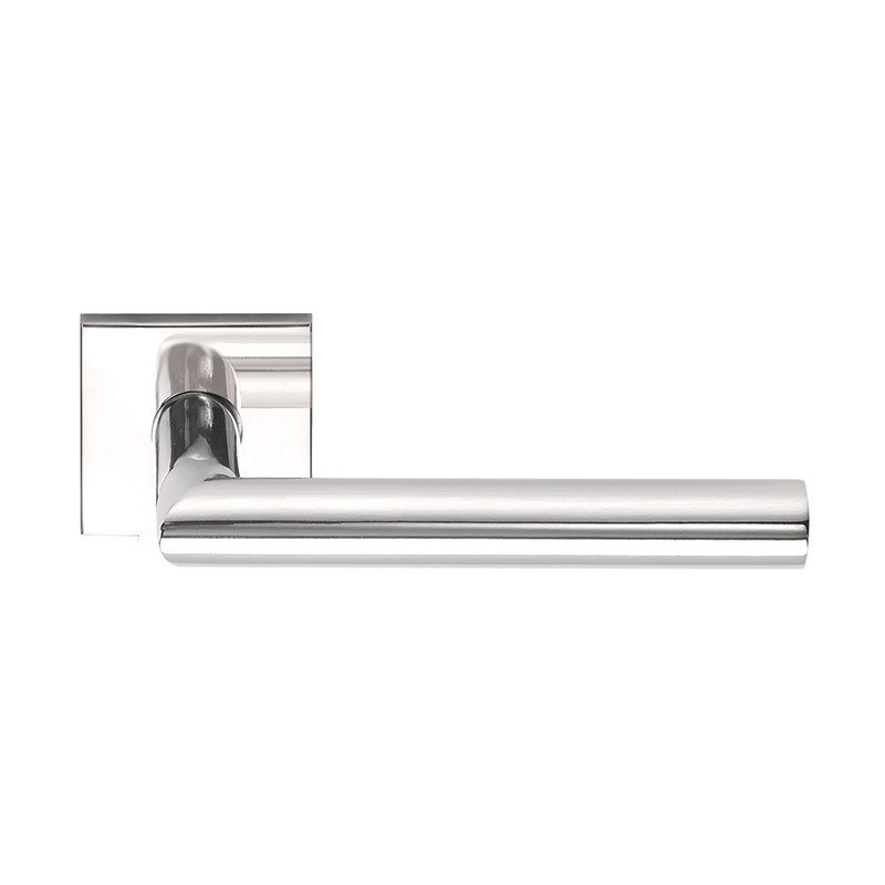 LBIILSQR50-lever-handle-on-rose-polished-stainless-steel.jpg