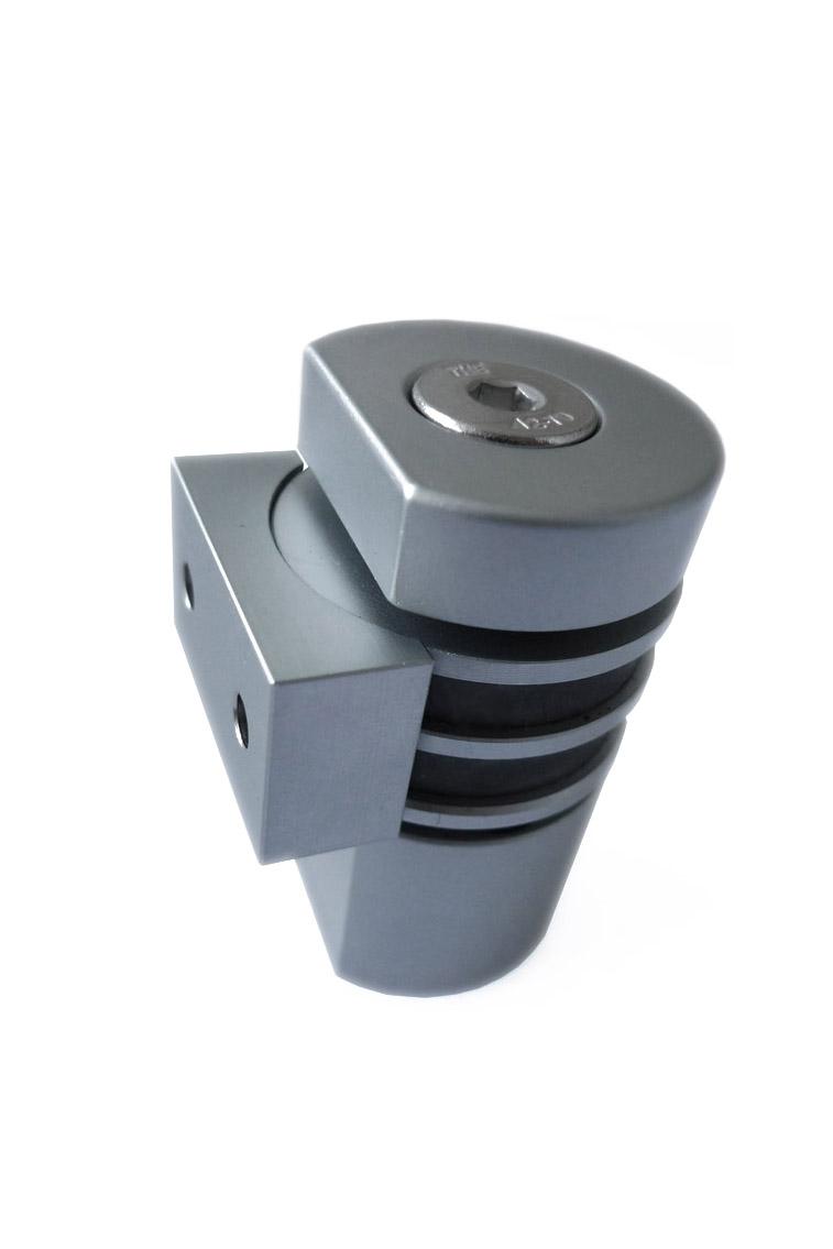 HB 710-L : Tall Magnetic Door Stop