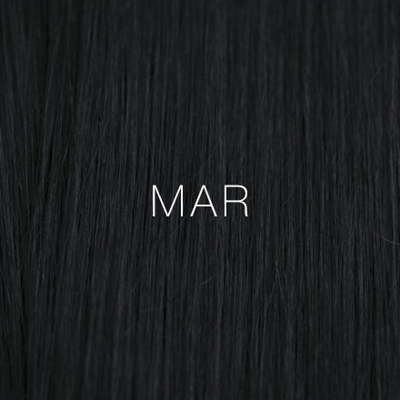 THM Hair Extensions- Color Mar