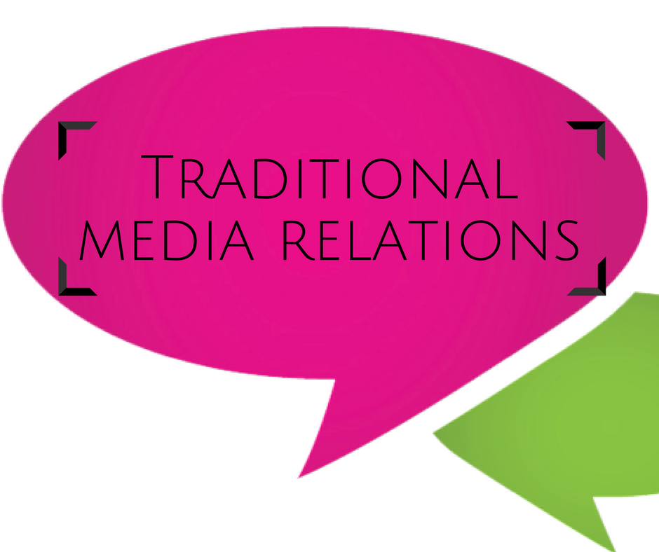 -News Releases and Media Kits    -Organizing and running Press Conferences    -Media training