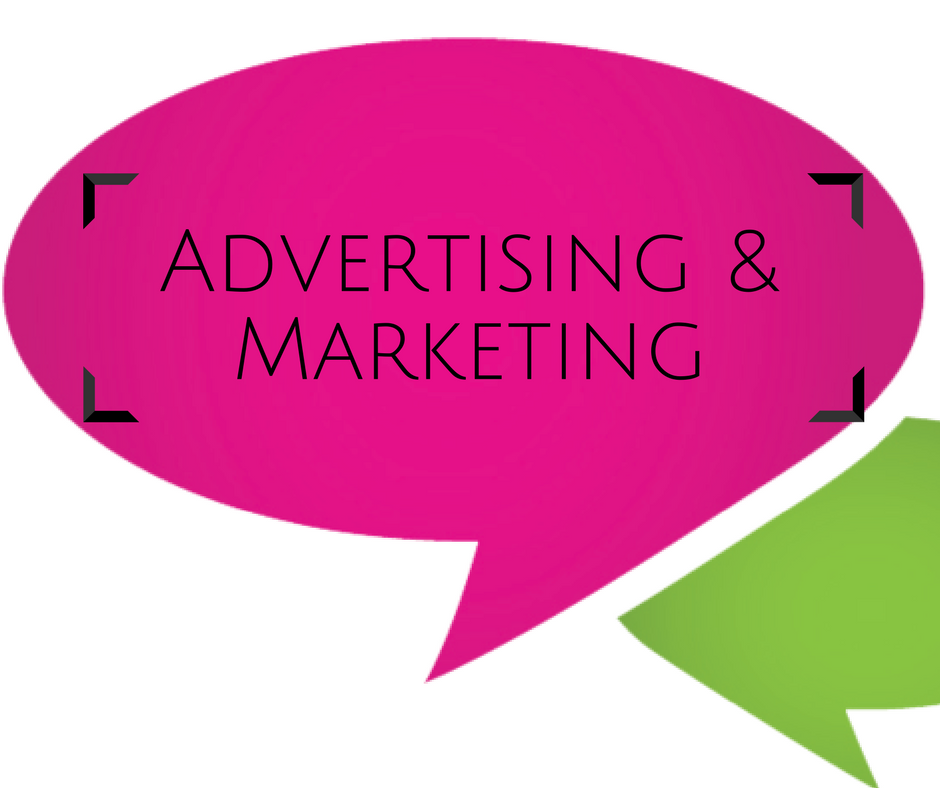 -Creation and management of strategic integrated campaigns    -Copywriting for print and broadcast    -Graphic design for ads and logos     -Media buying and ad campaigns
