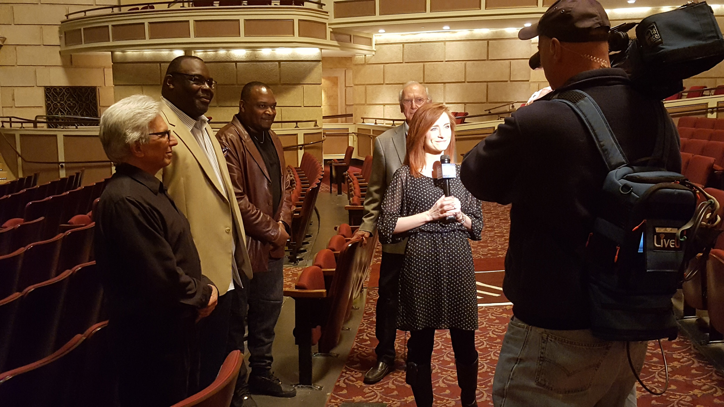 Ashley Doerzbacher, Good Day Rochester, reports on RMHF induction ceremony for 2018.