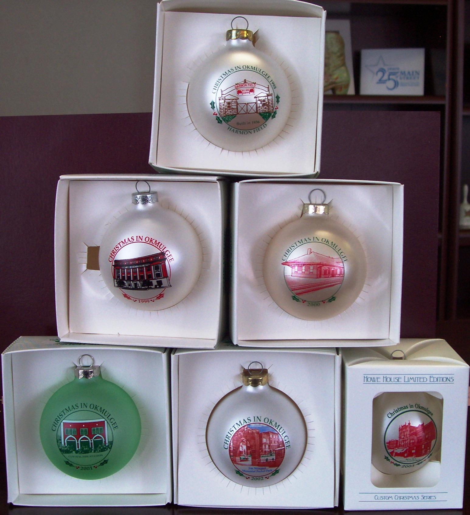 Keepsake Ornaments $5.00