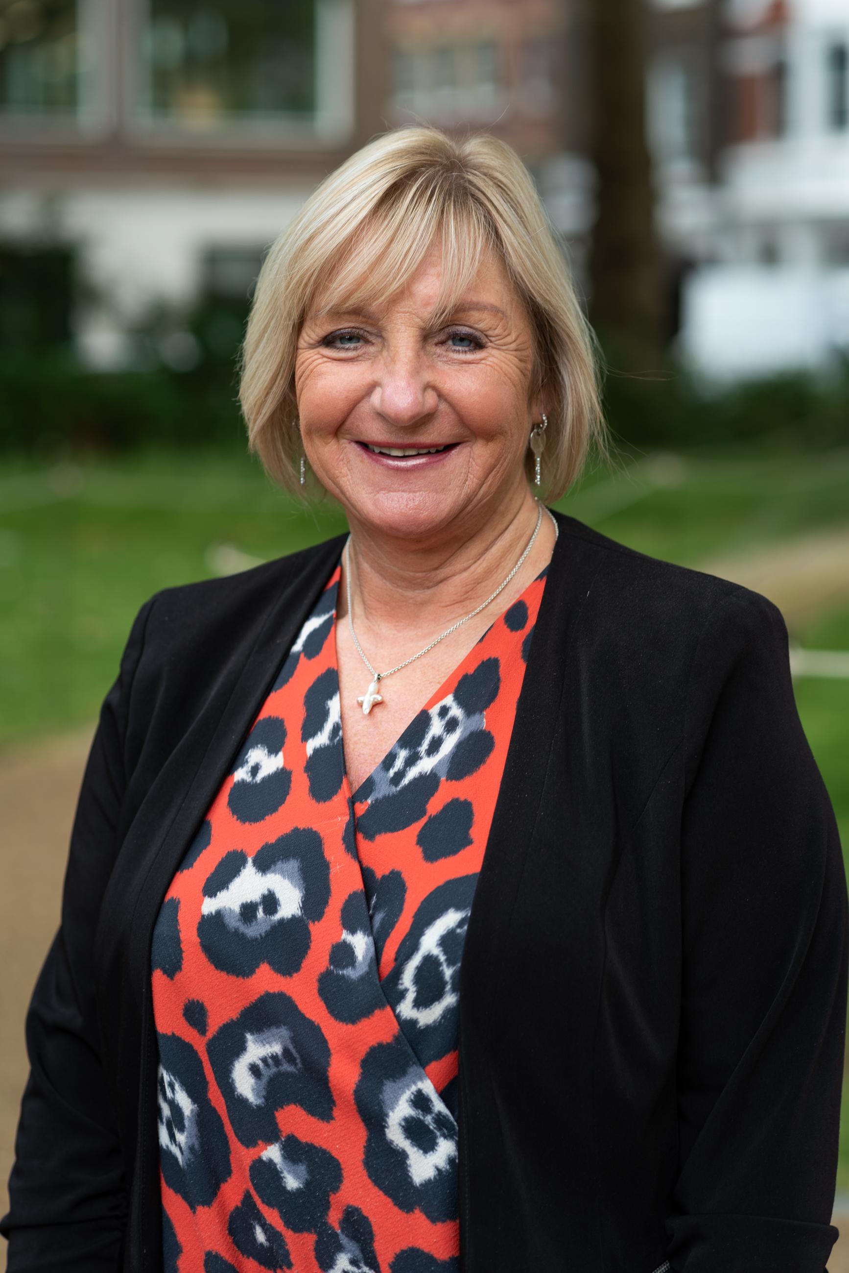 Donna Patterson  Receptionist