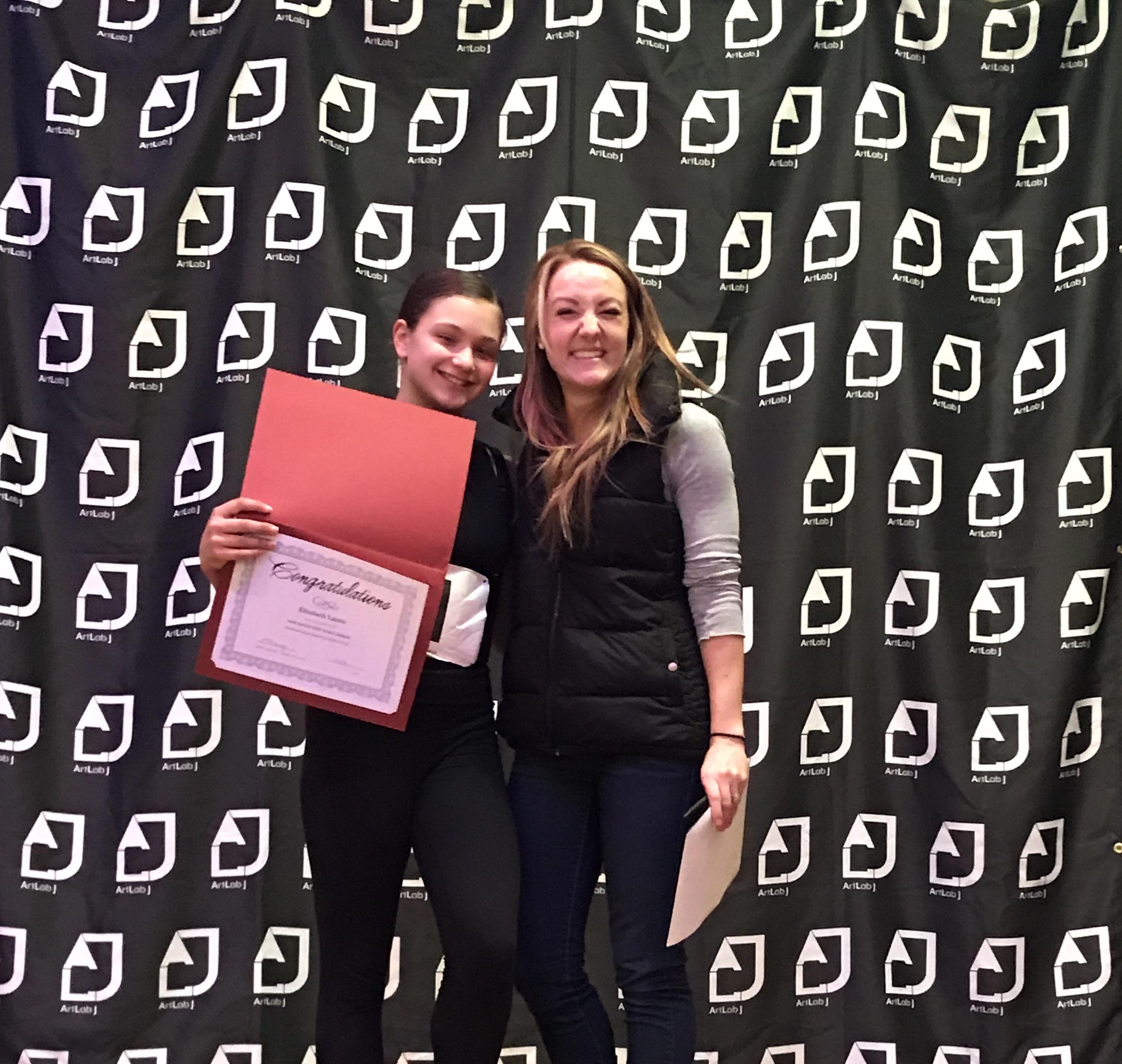 Elizabeth Lantto - NewDANCEfest - 50% scholarship