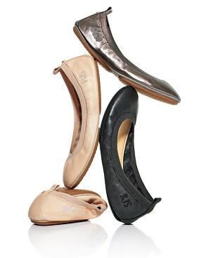 Yosi Samra Foldable Flats